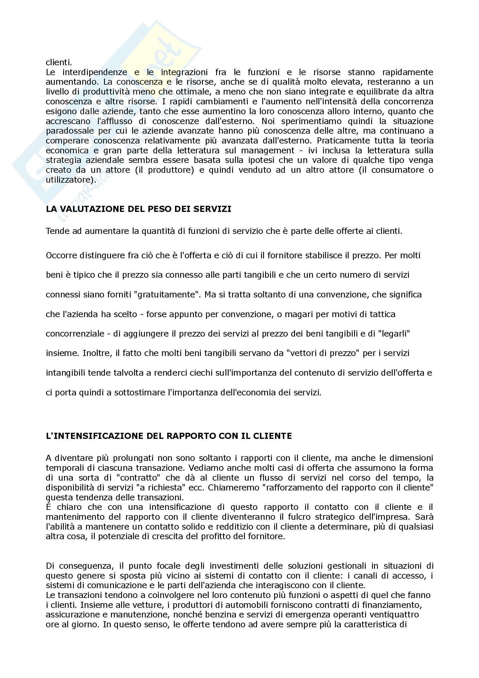 Sociologia dell'Organizzazione Pag. 6