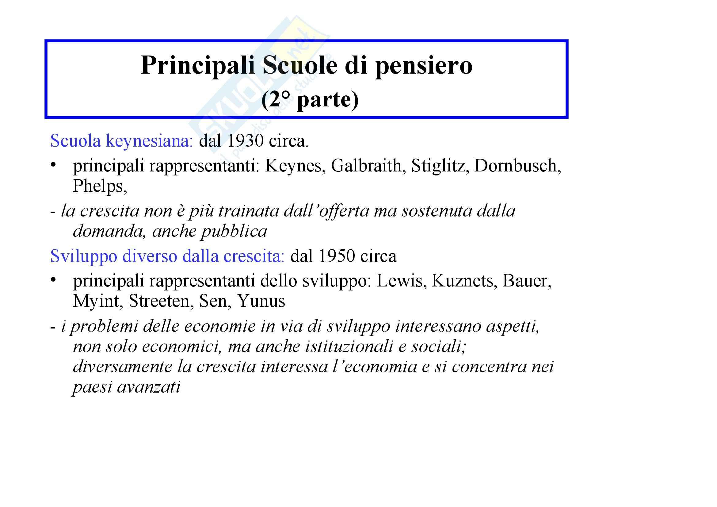 Economia politica - l'economia di mercato Pag. 11