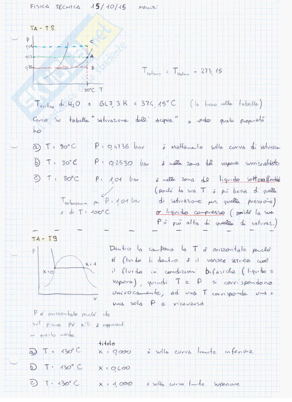 Fisica Tecnica Esercizi Svolti Polonara_Univpm