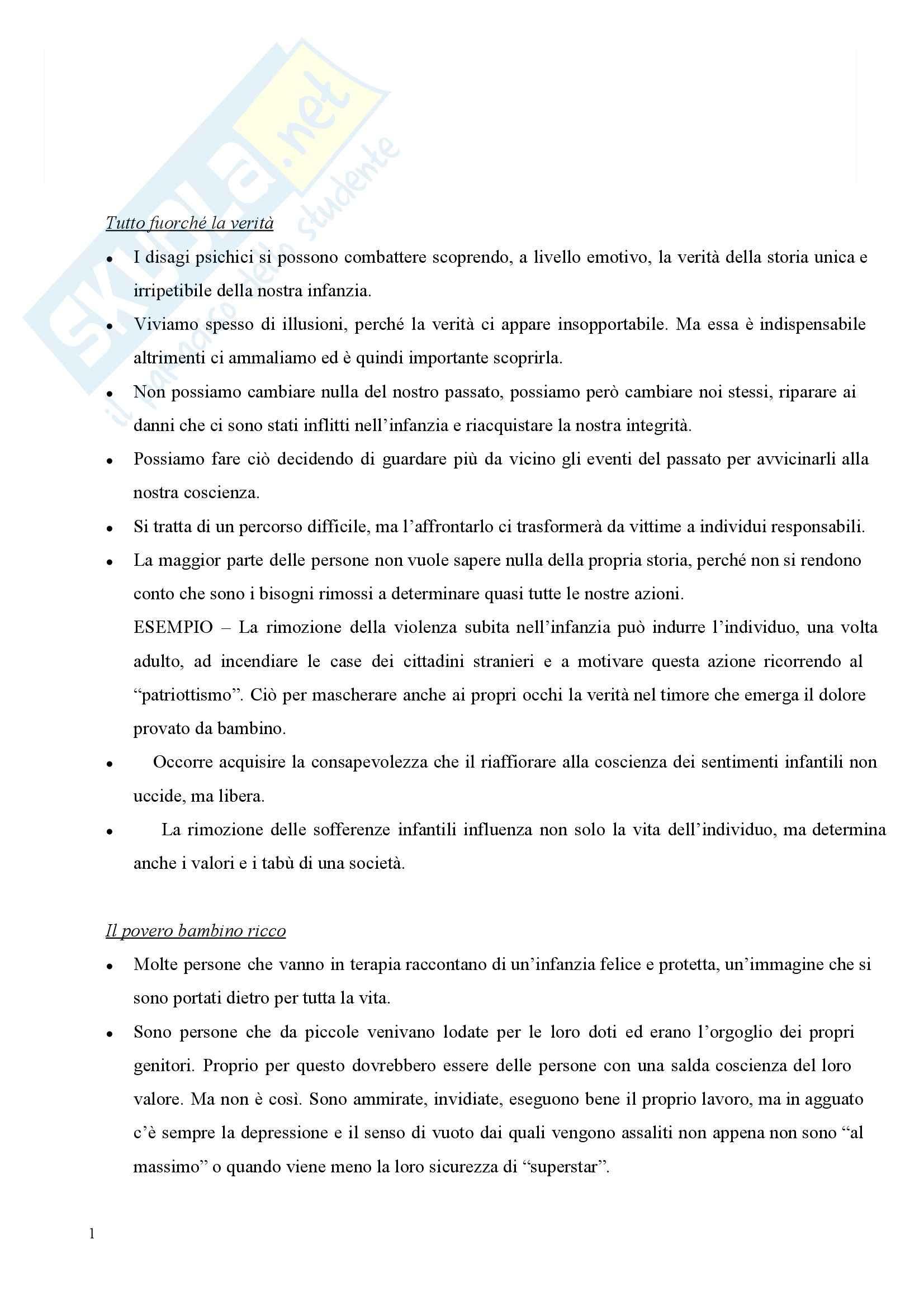 appunto M. Riva Clinica della formazione