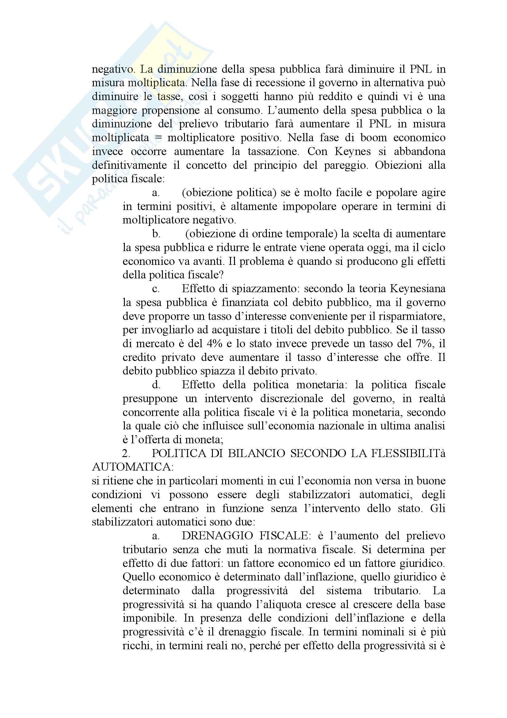 Scienza delle finanze - contabilità pubblica Pag. 61