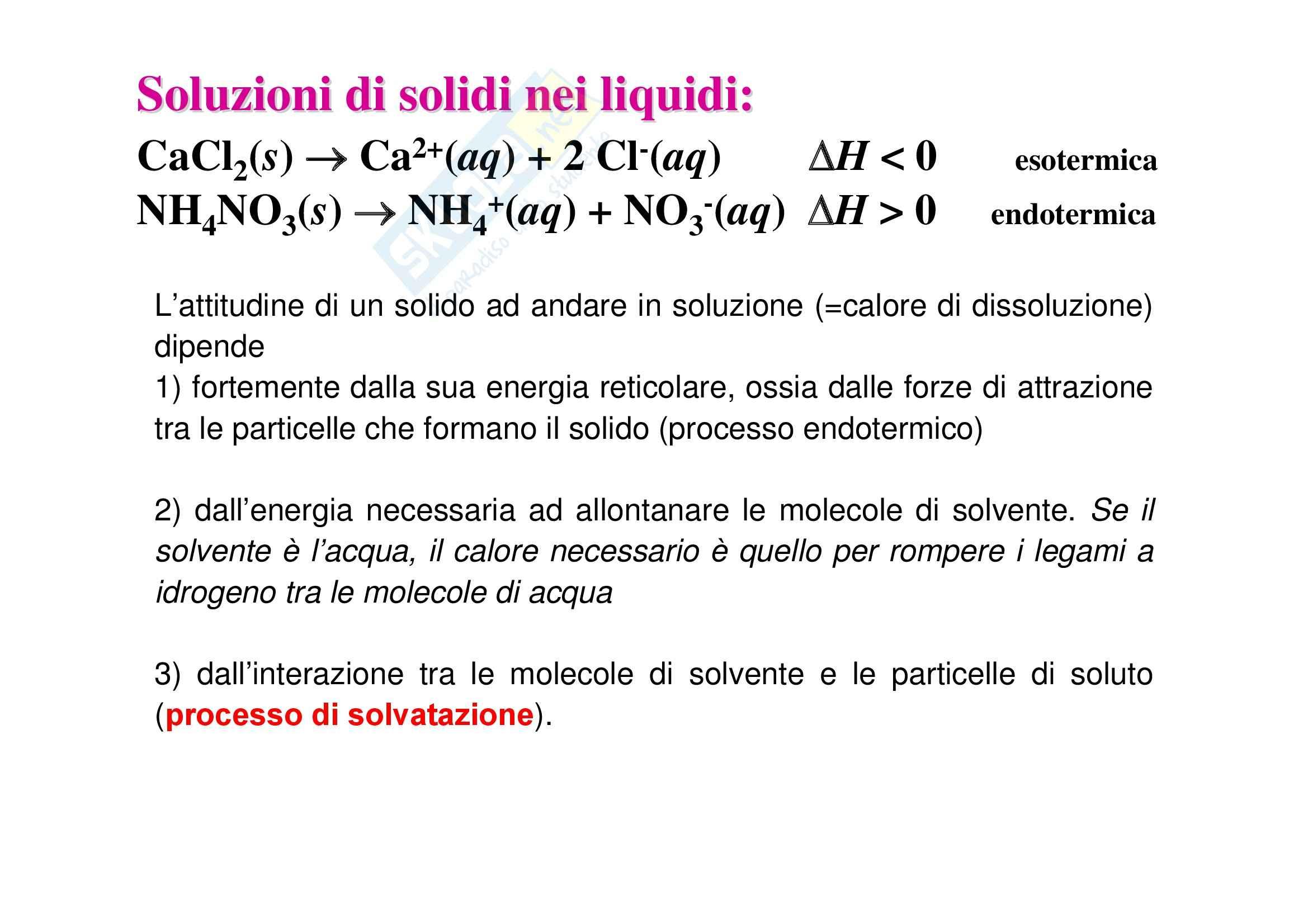 Chimica generale - il sistema disperso Pag. 11
