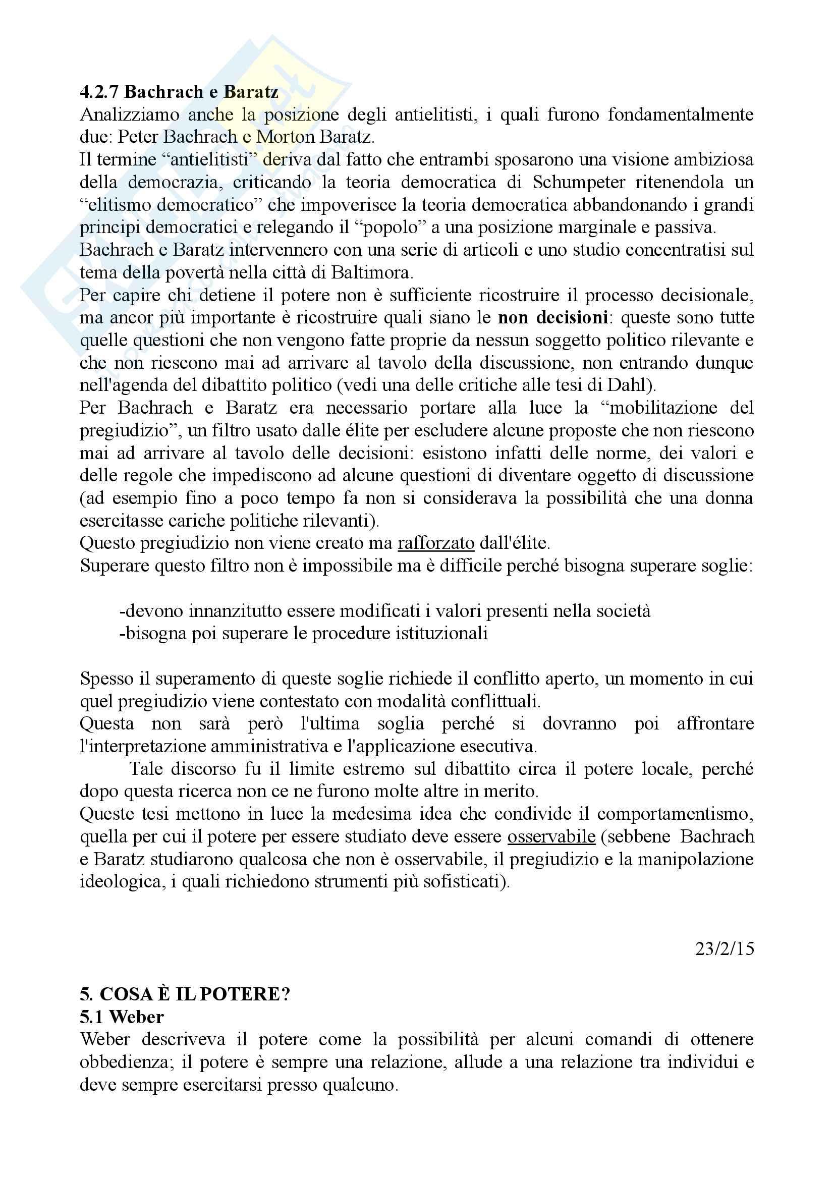 Appunti di Scienza Politica - Palano Pag. 41