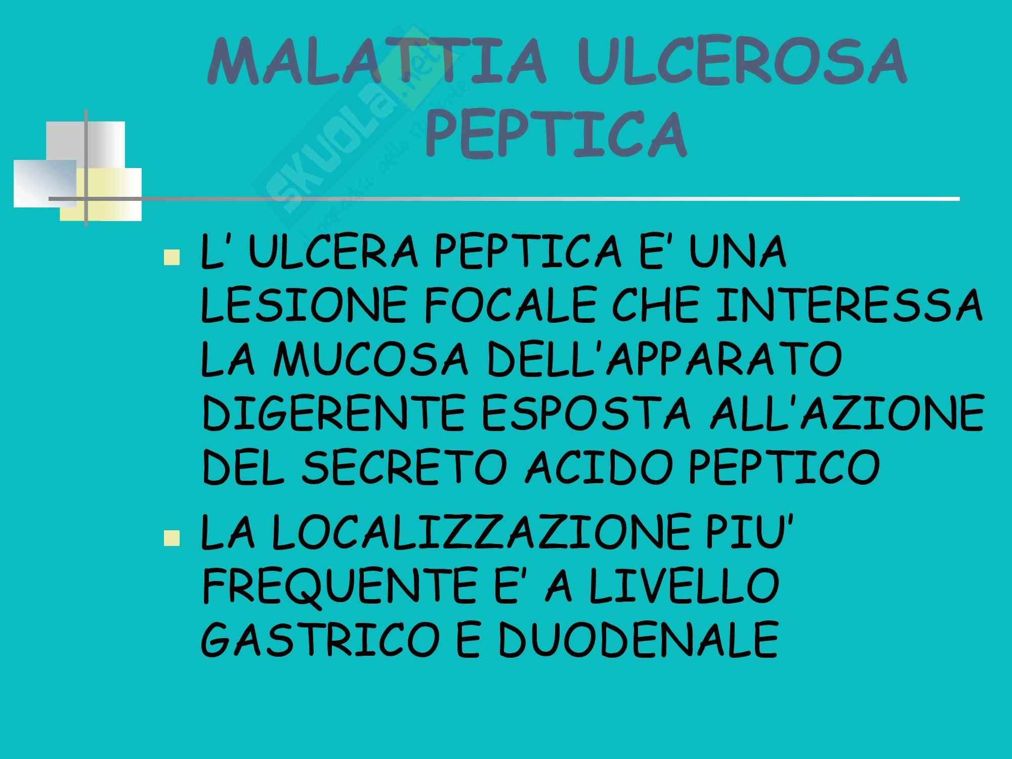 Ulcera peptica - Semetica Chirurgica
