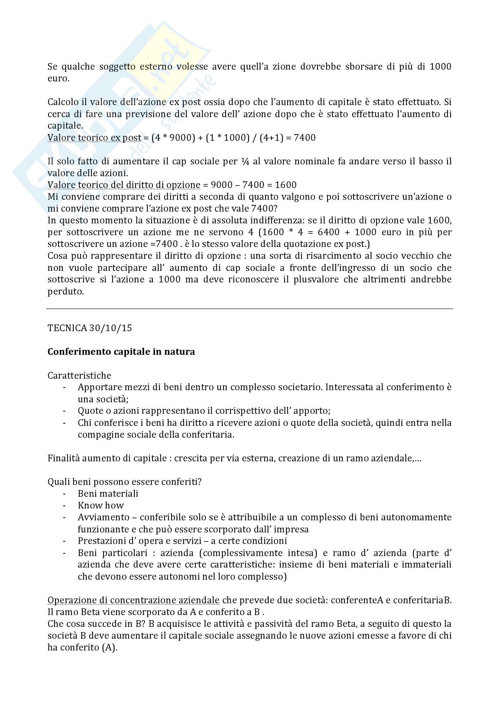 Appunti di tecnica professionale Pag. 31