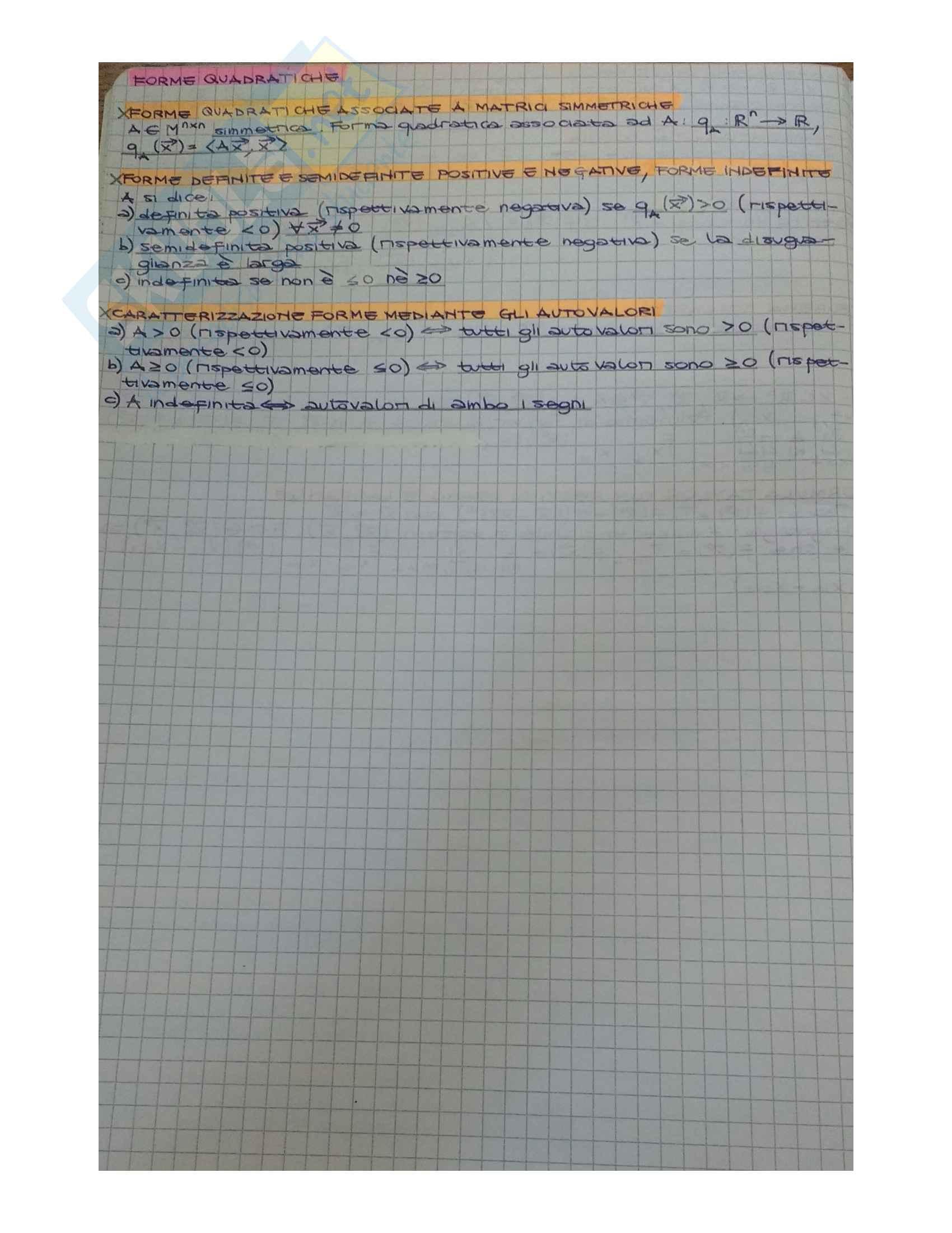 Analisi 2 (Riassunto Teoria) Pag. 6