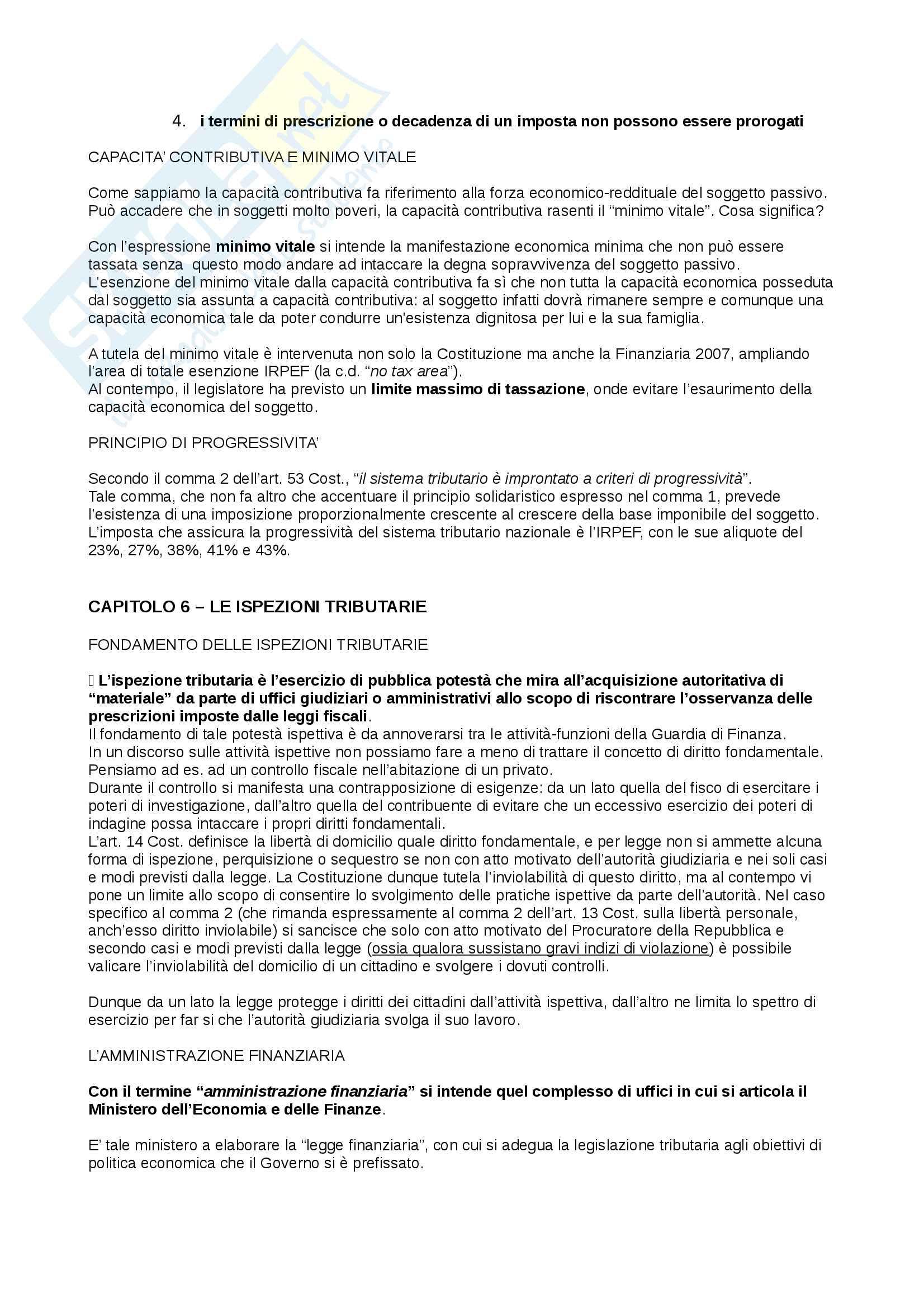 Appunti Diritto tributario d'impresa, prof. Giorgi Pag. 16