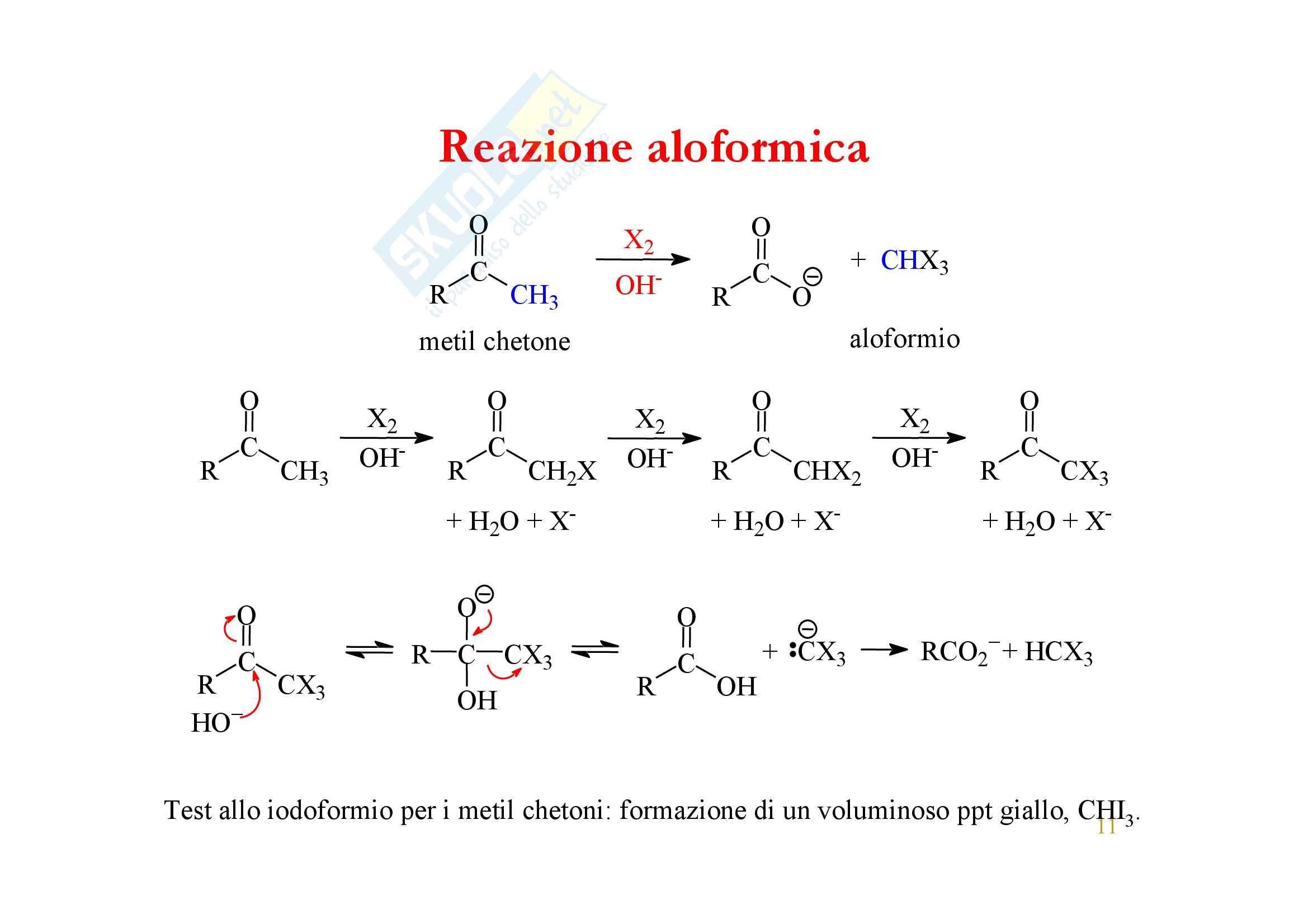 Chimica organica - enoli ed enolati Pag. 11