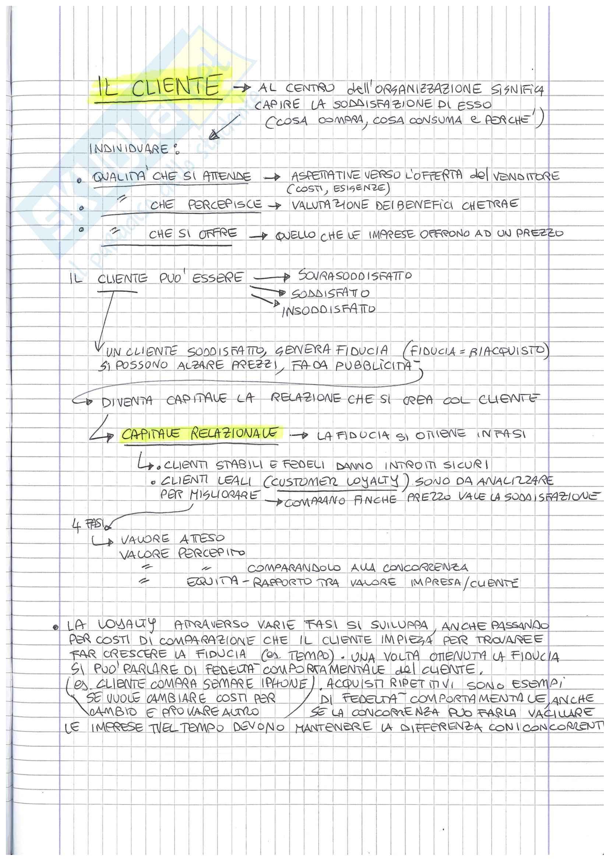 Riassunto esame Management  Qualità Pag. 11