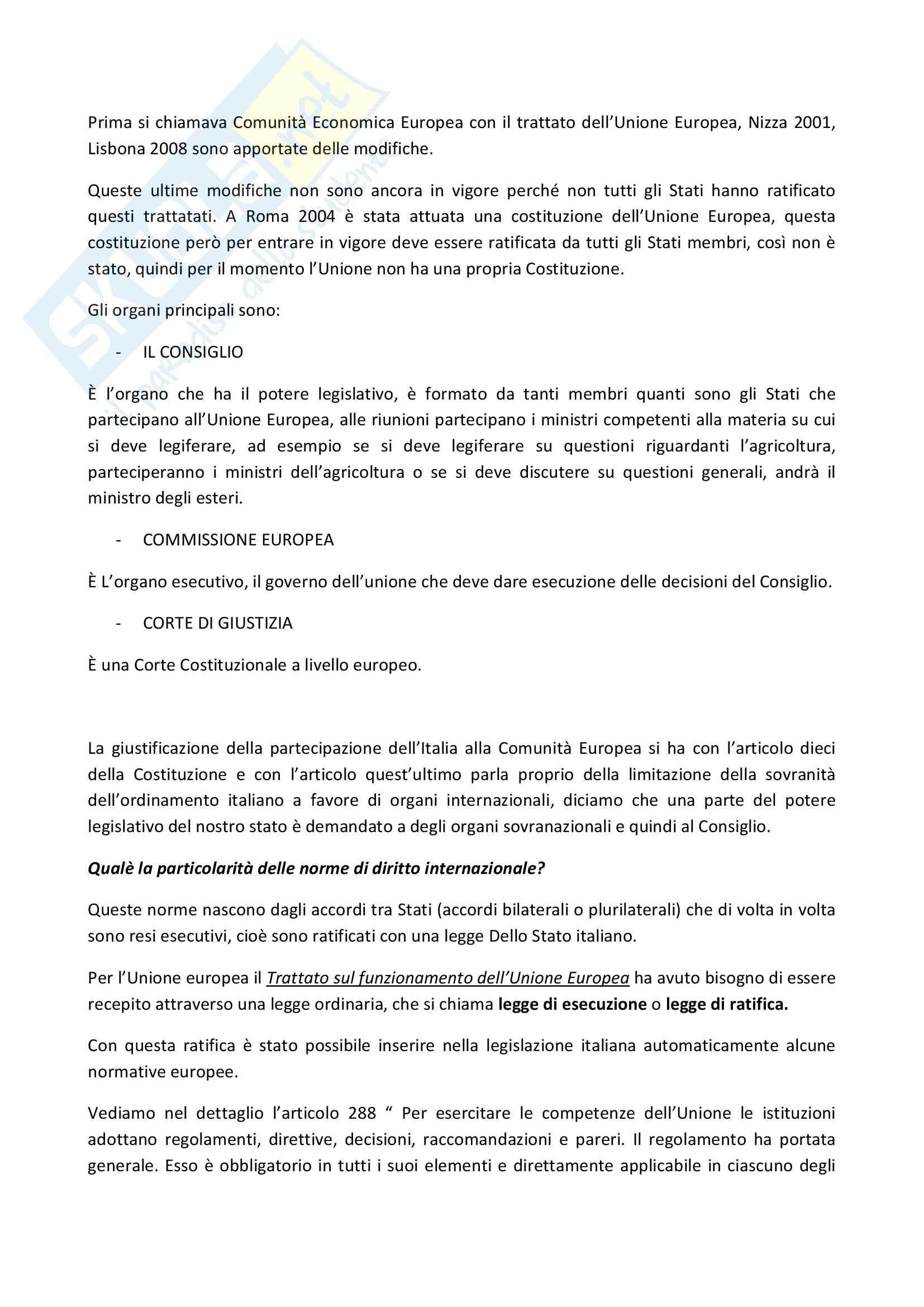 Diritto privato - Appunti Pag. 2