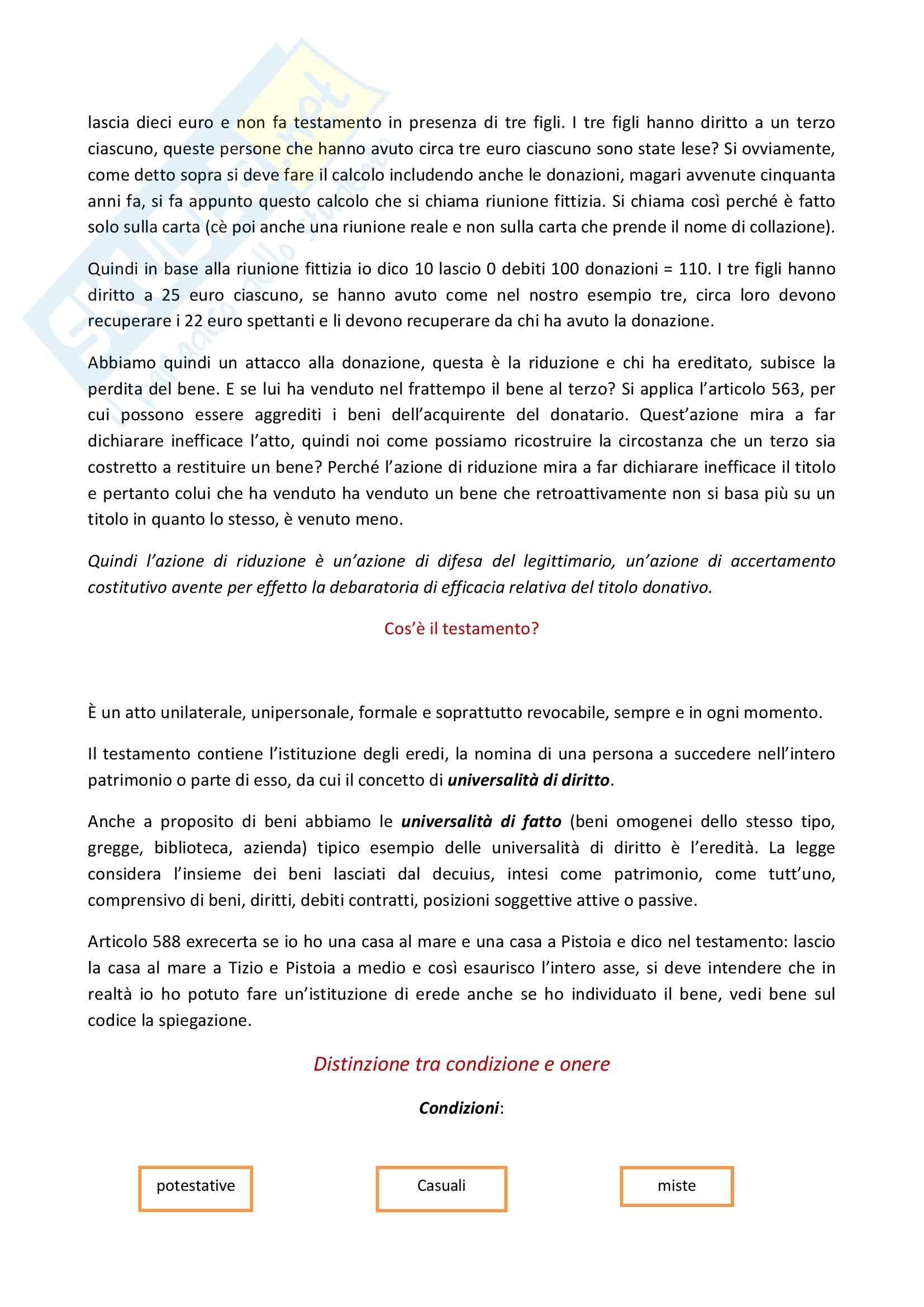 Diritto privato - Appunti Pag. 71