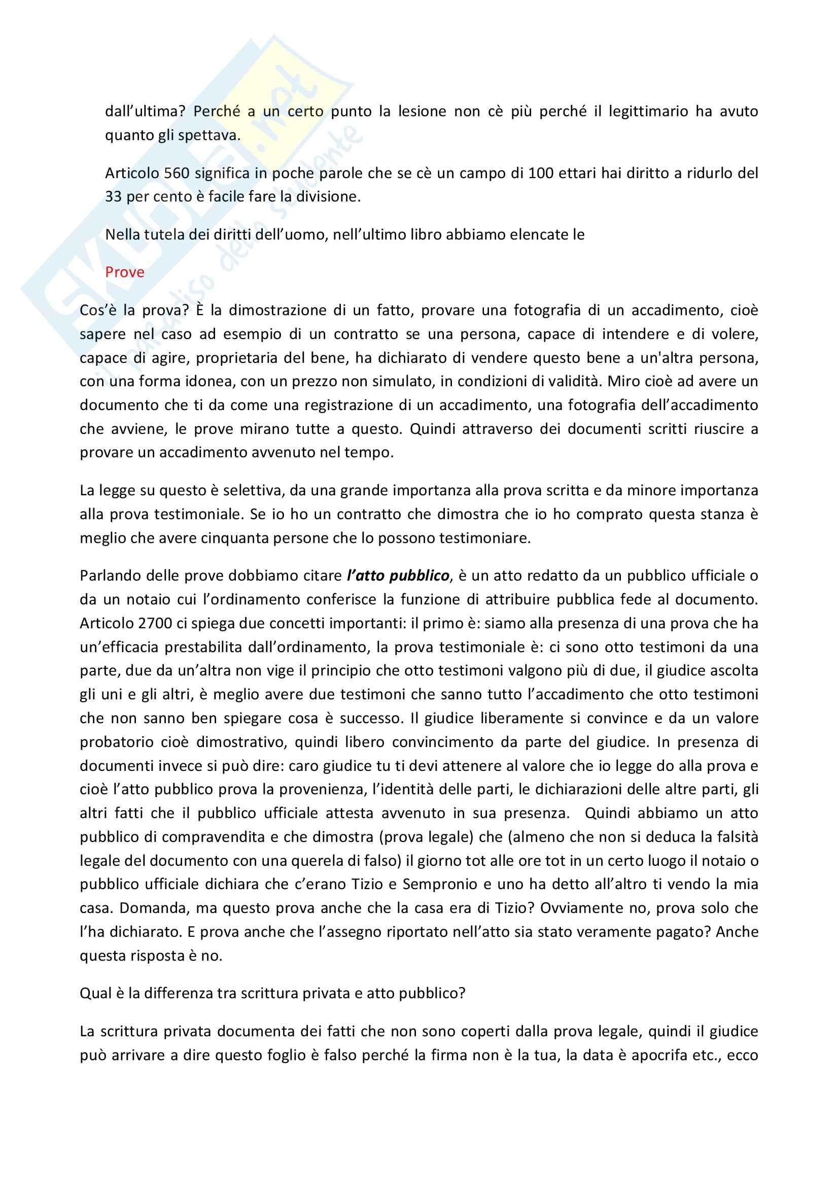 Diritto privato - Appunti Pag. 76