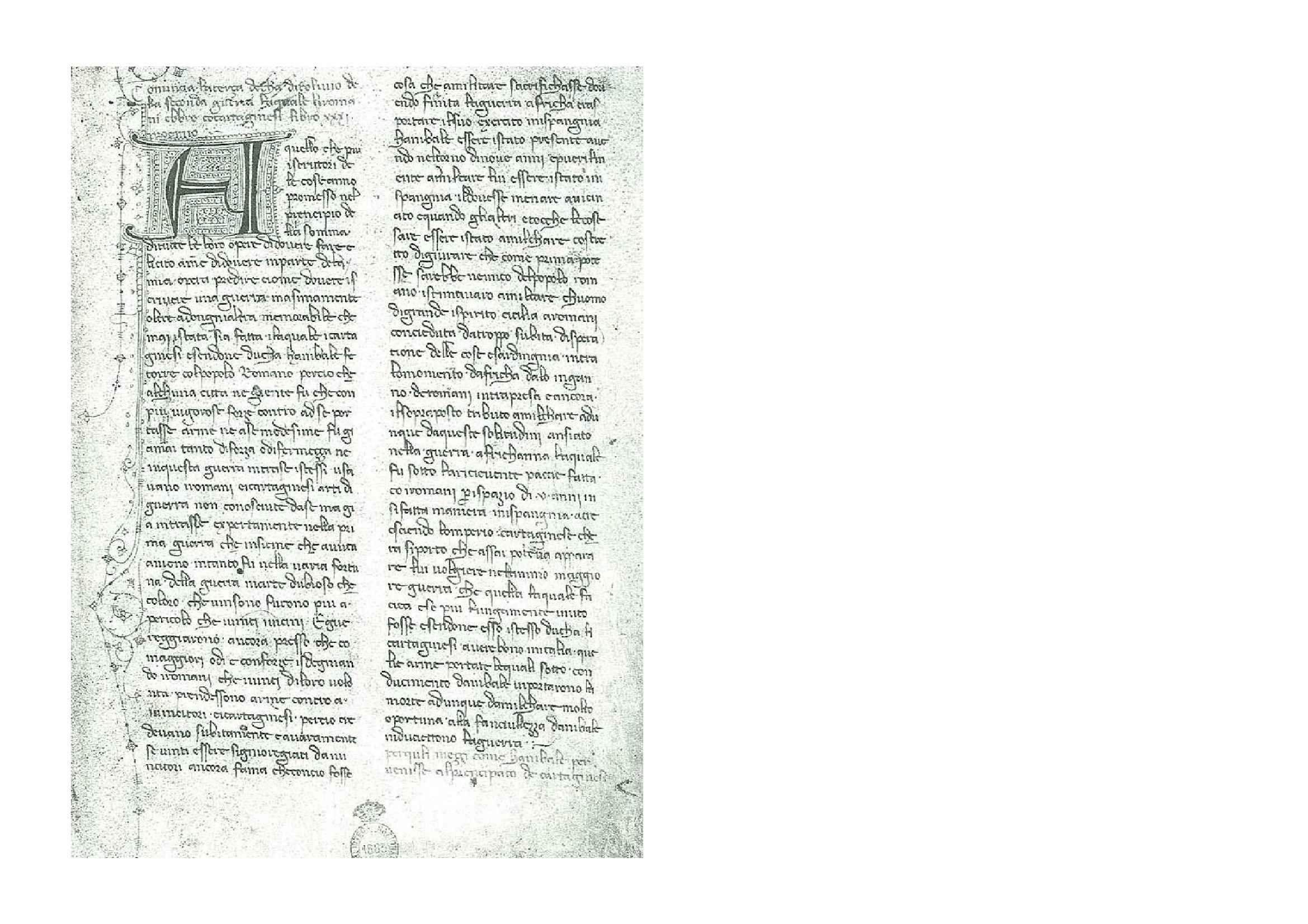 Firenze, Biblioteca Nazionale Centrale, Magl. XXIII. 91, c. 1r