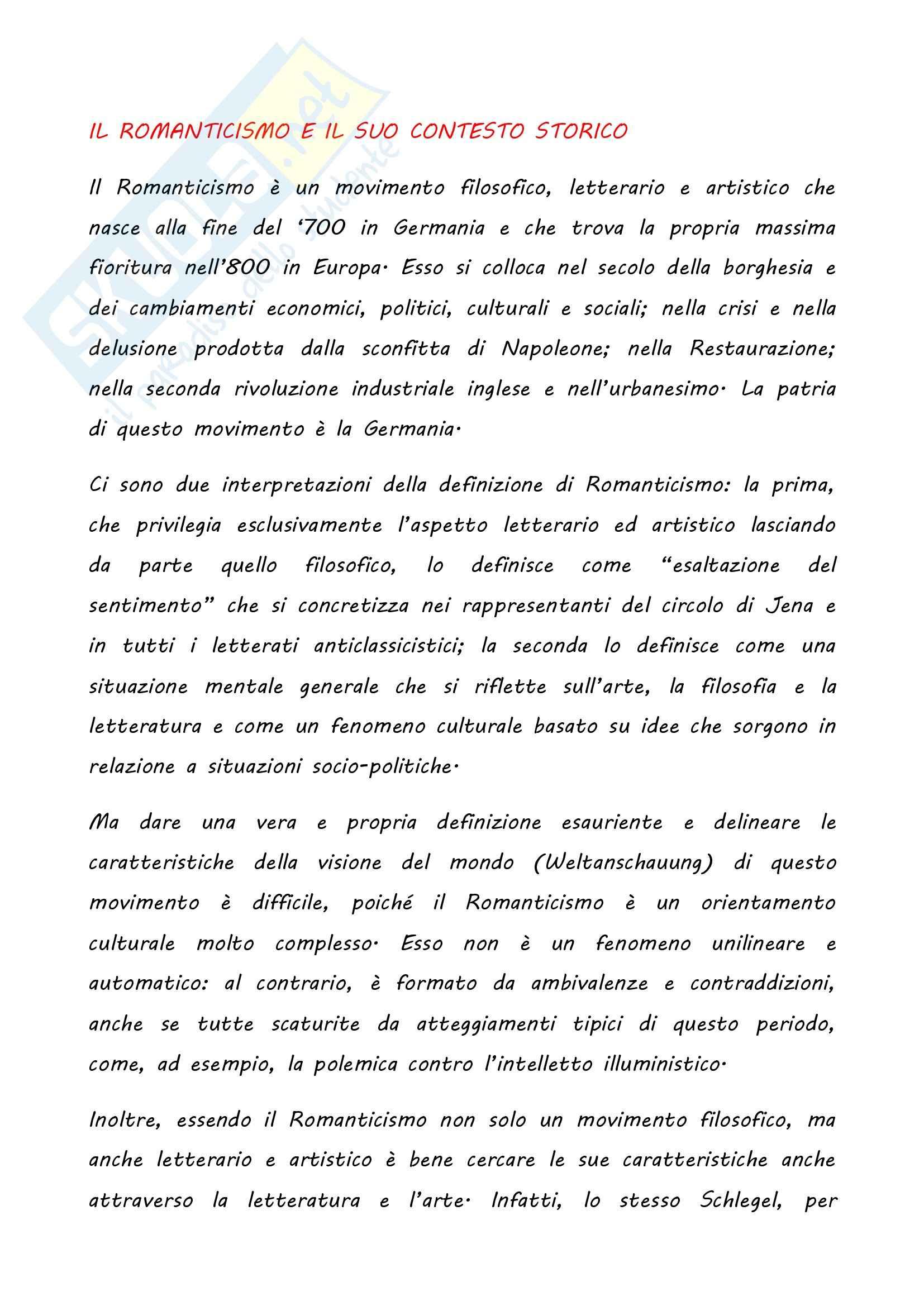 Riassunto esame Storia della filosofia moderna, prof. Iaccarino, libro consigliato Storia della filosofia, Abbagnano, Fornero