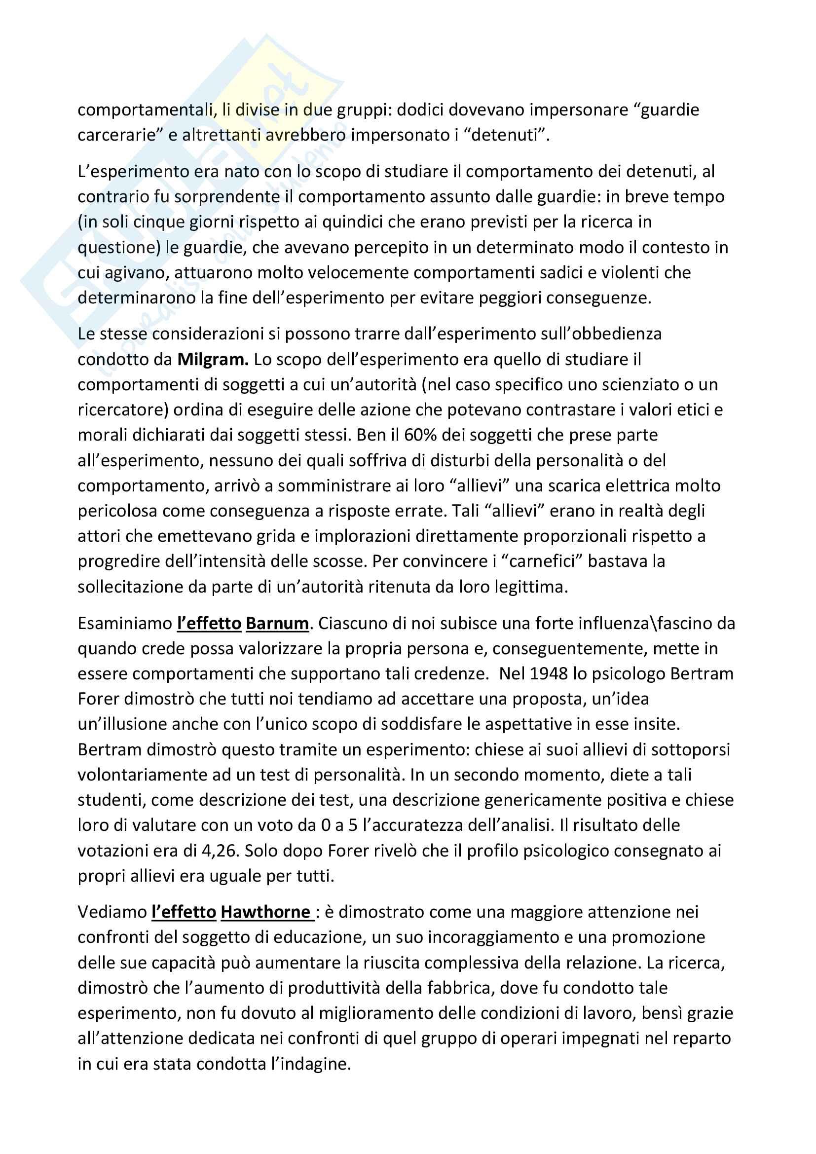 """Riassunto esame pedagogia generale, prof. A.Michelin, libro consigliato """"Snodi e riflessioni di pedagogia"""", Autore """"Michelin-Salomon"""" Pag. 11"""