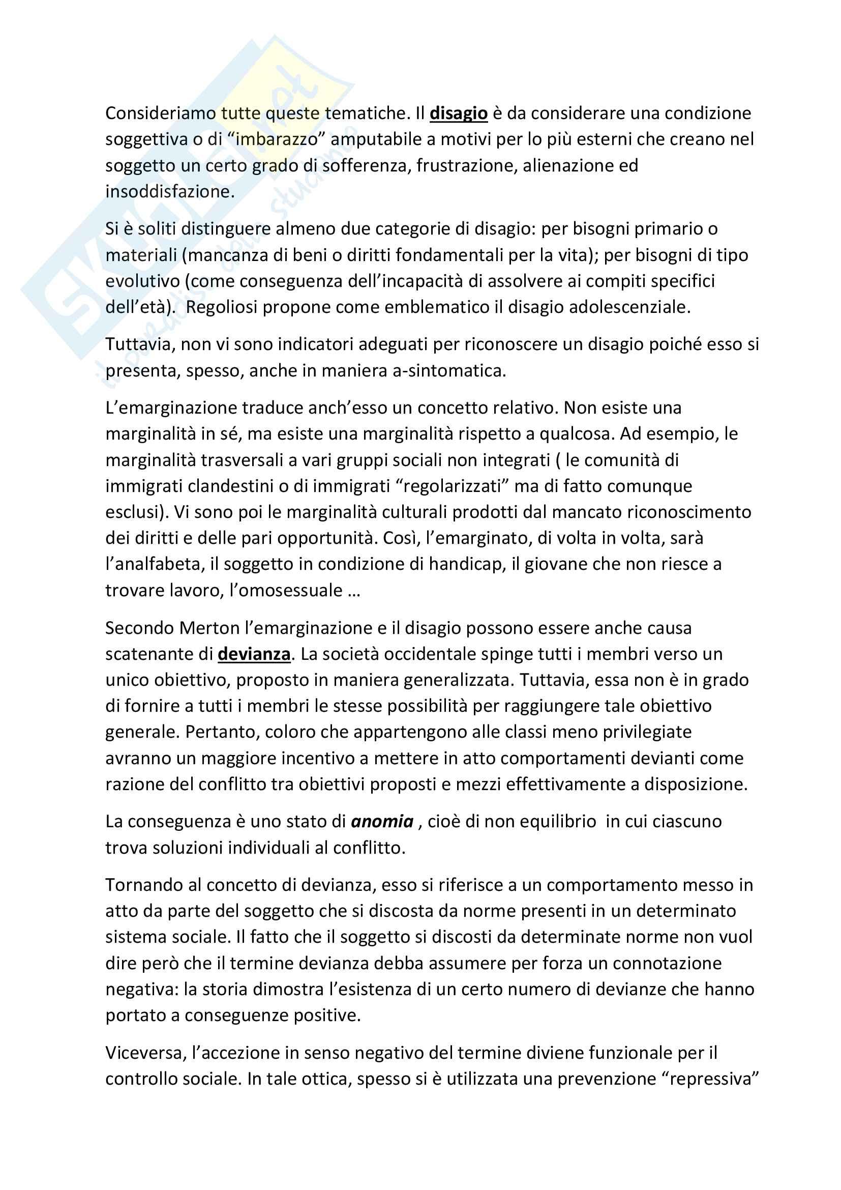 """Riassunto esame pedagogia generale, prof. A.Michelin, libro consigliato """"Snodi e riflessioni di pedagogia"""", Autore """"Michelin-Salomon"""" Pag. 16"""