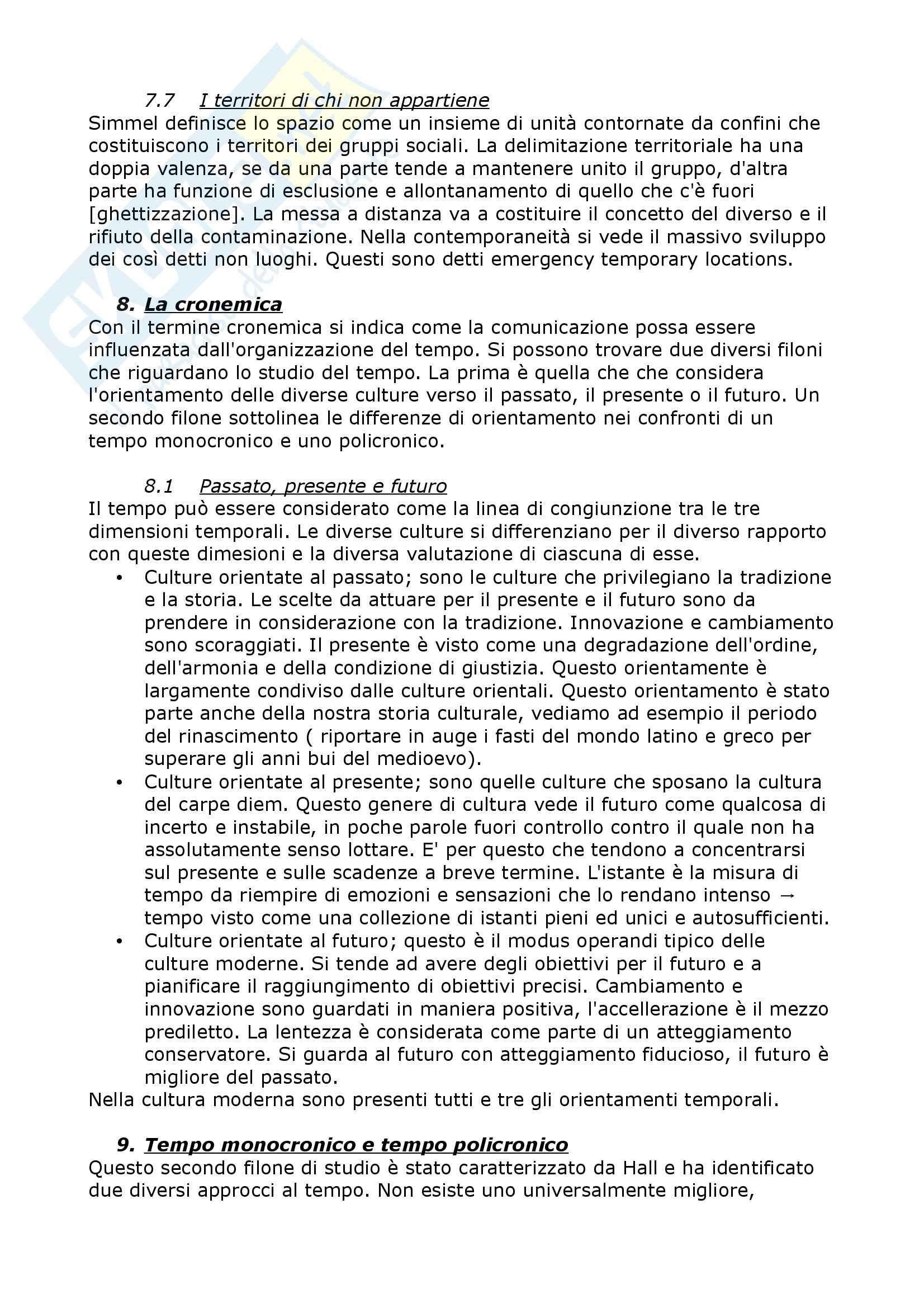 Riassunto esame Sociologia dei media, prof. Giaccardi, libro consigliato La comunicazione interculturale nell'epoca digitale, Giaccardi Pag. 11