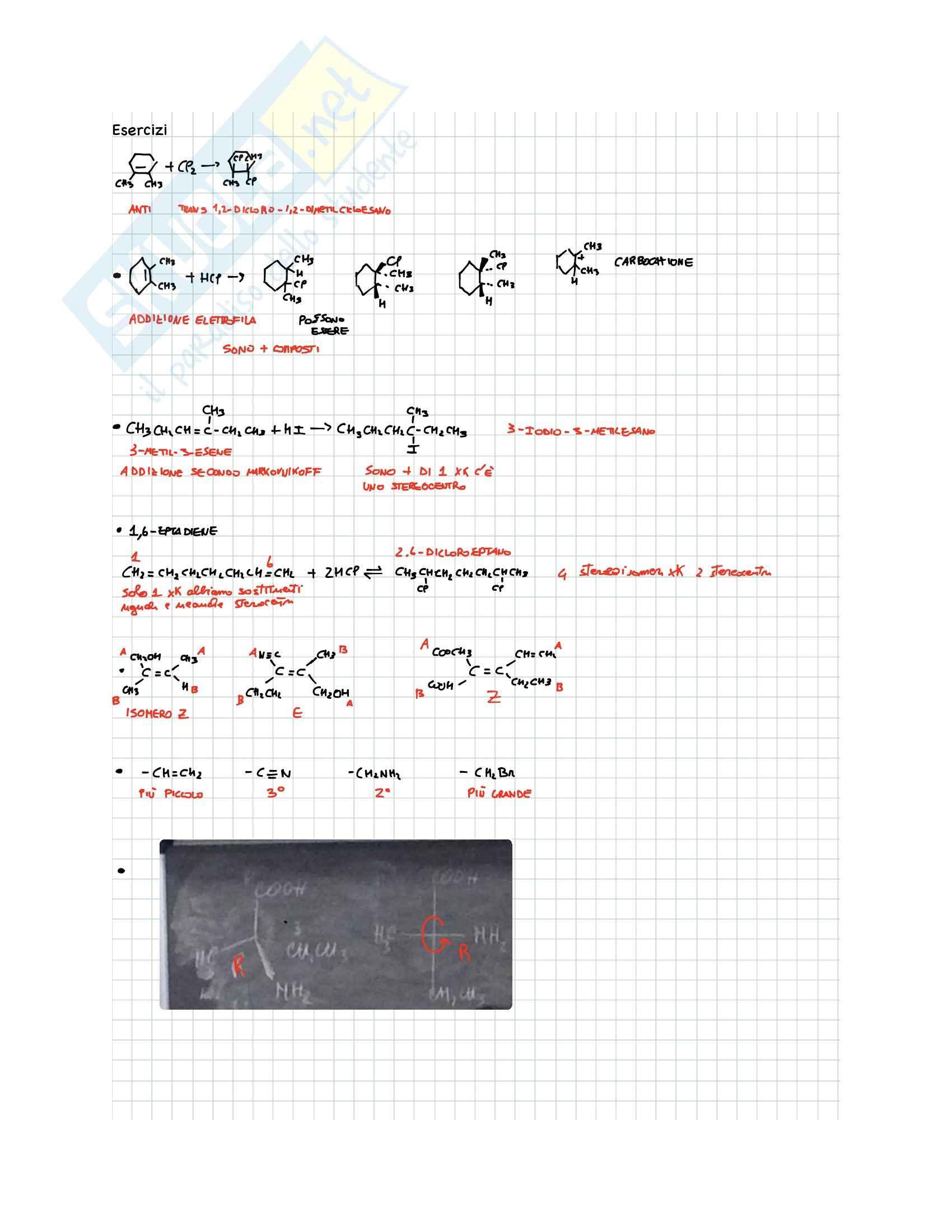 Chimica Organica - Appunti parte 1 Pag. 26