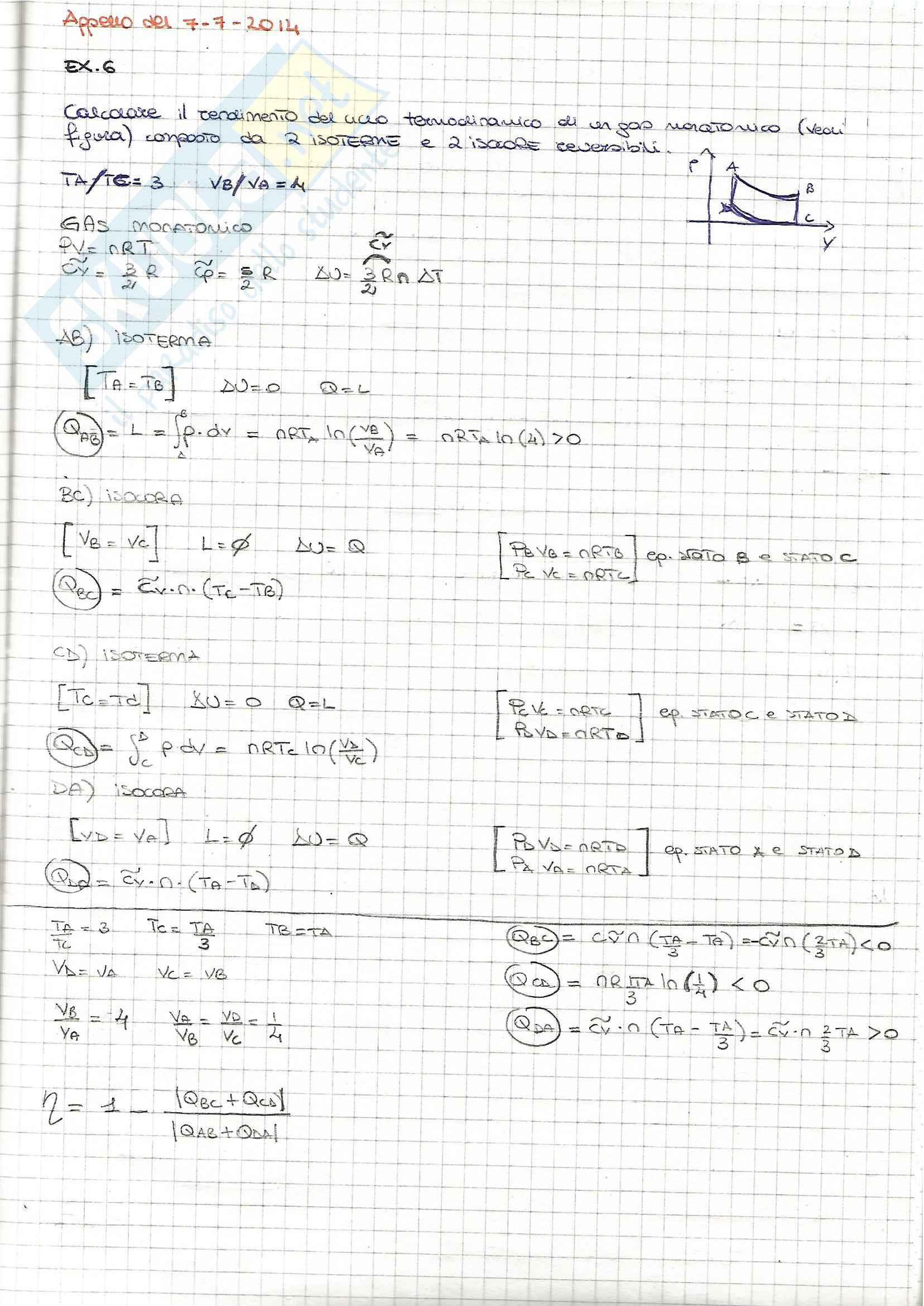 Fisica I - Esercizi Pag. 11