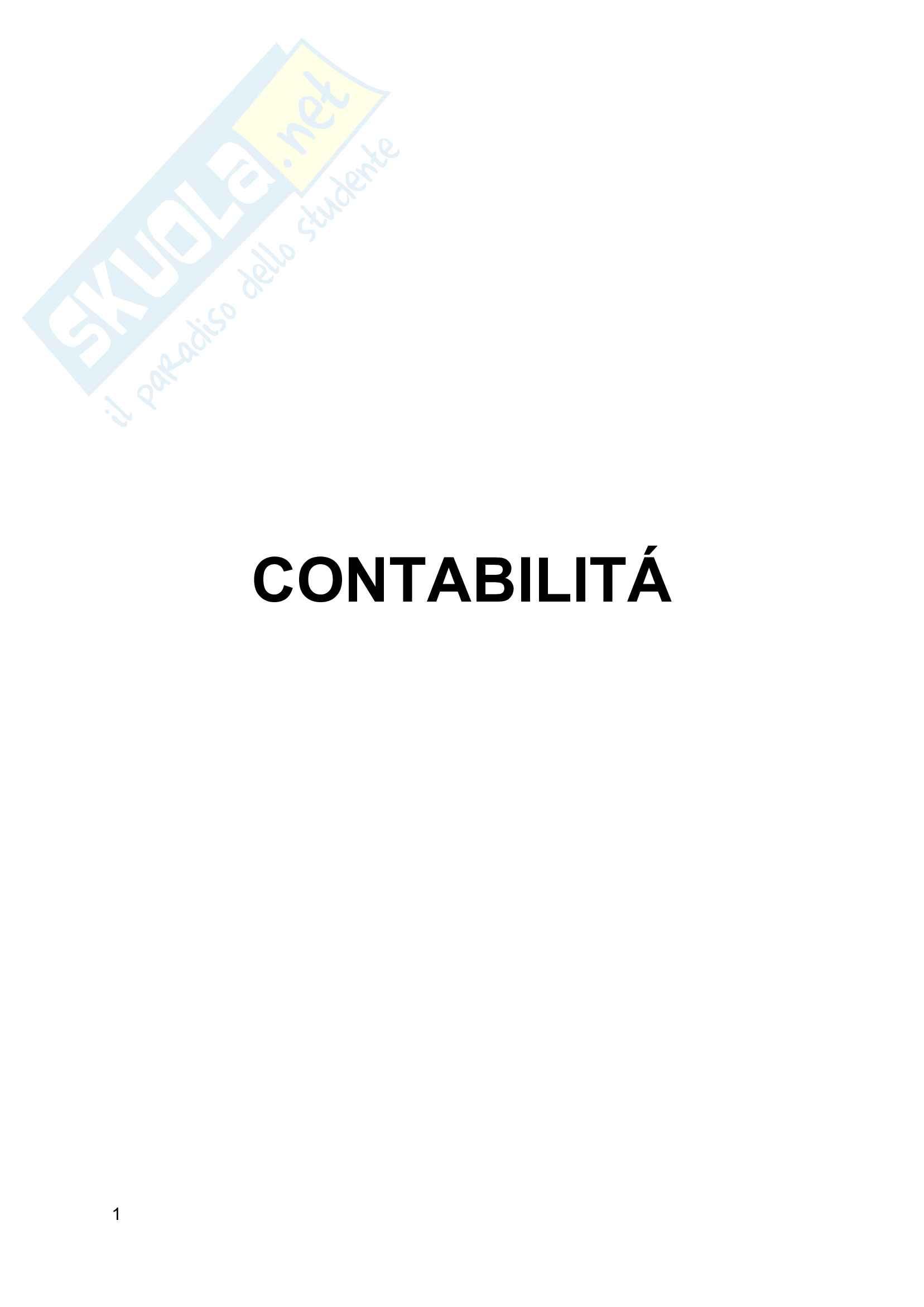 Contabilità completa