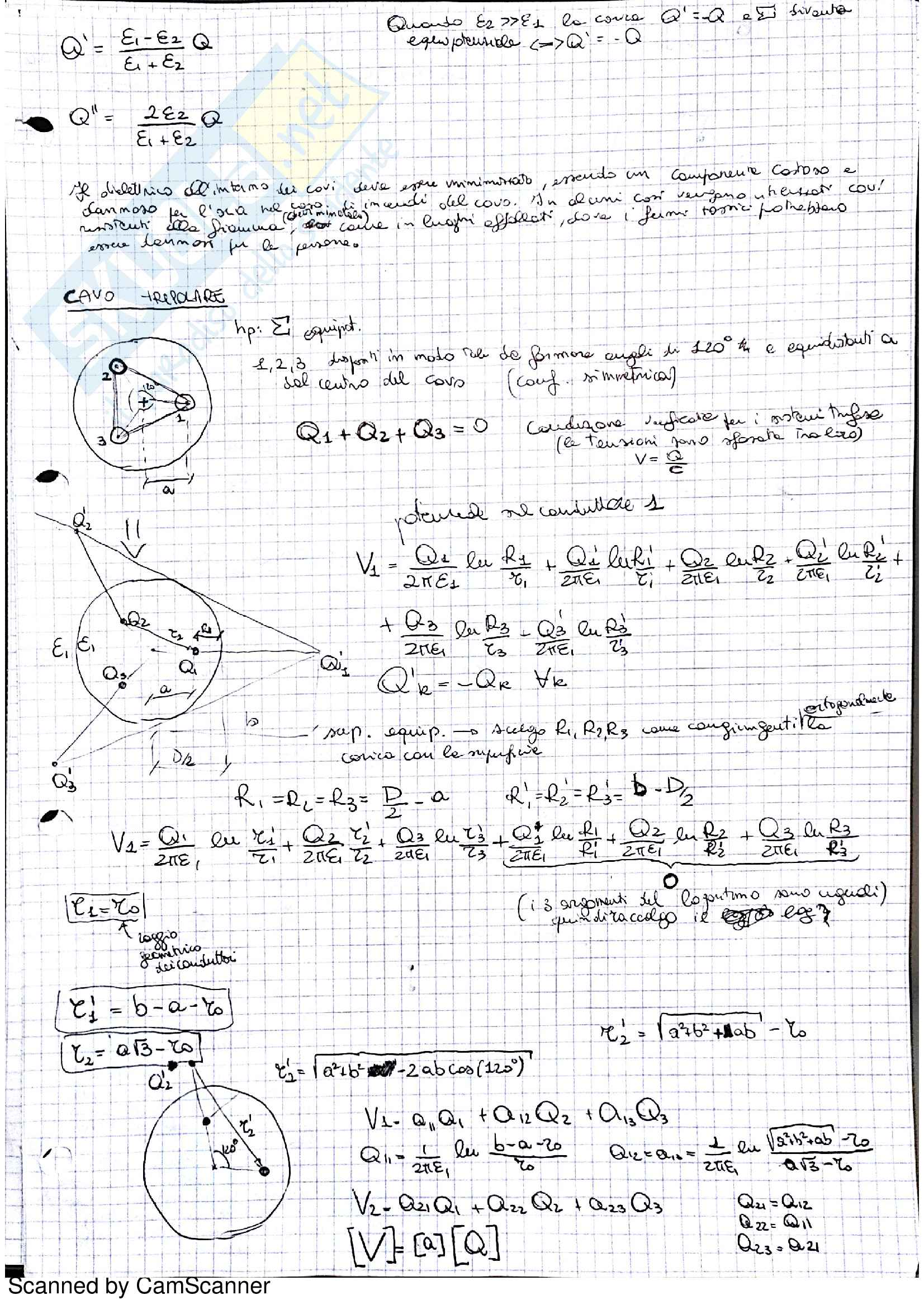 Appunti Elettrotecnica 1 Pag. 11