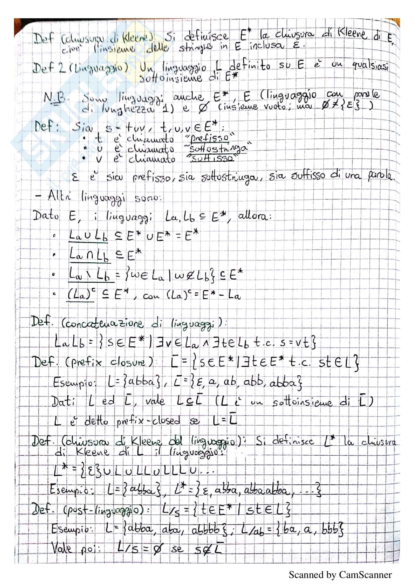 Automazione Industriale - appunti Pag. 6