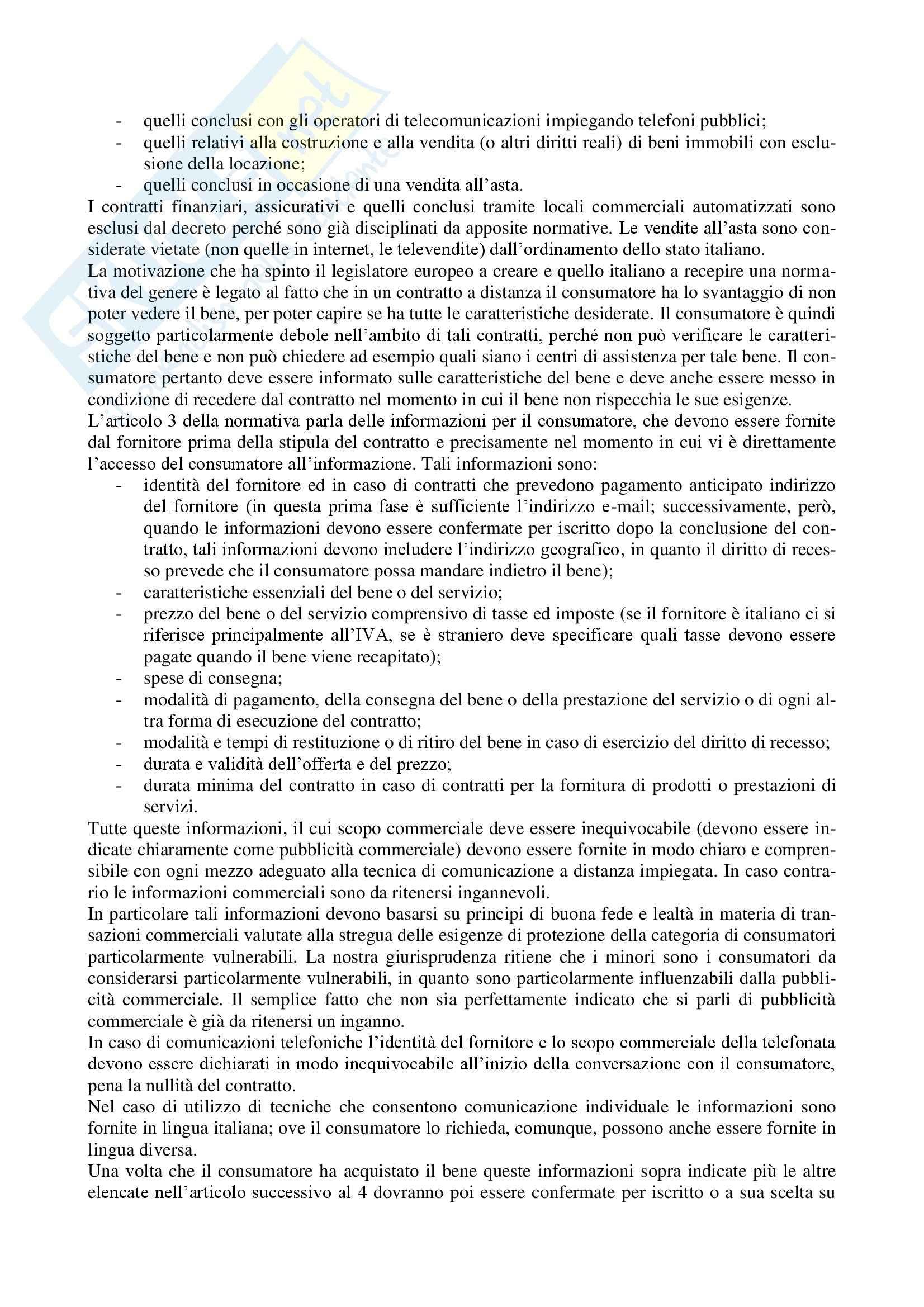 Diritto dell'informatica - Appunti Pag. 56