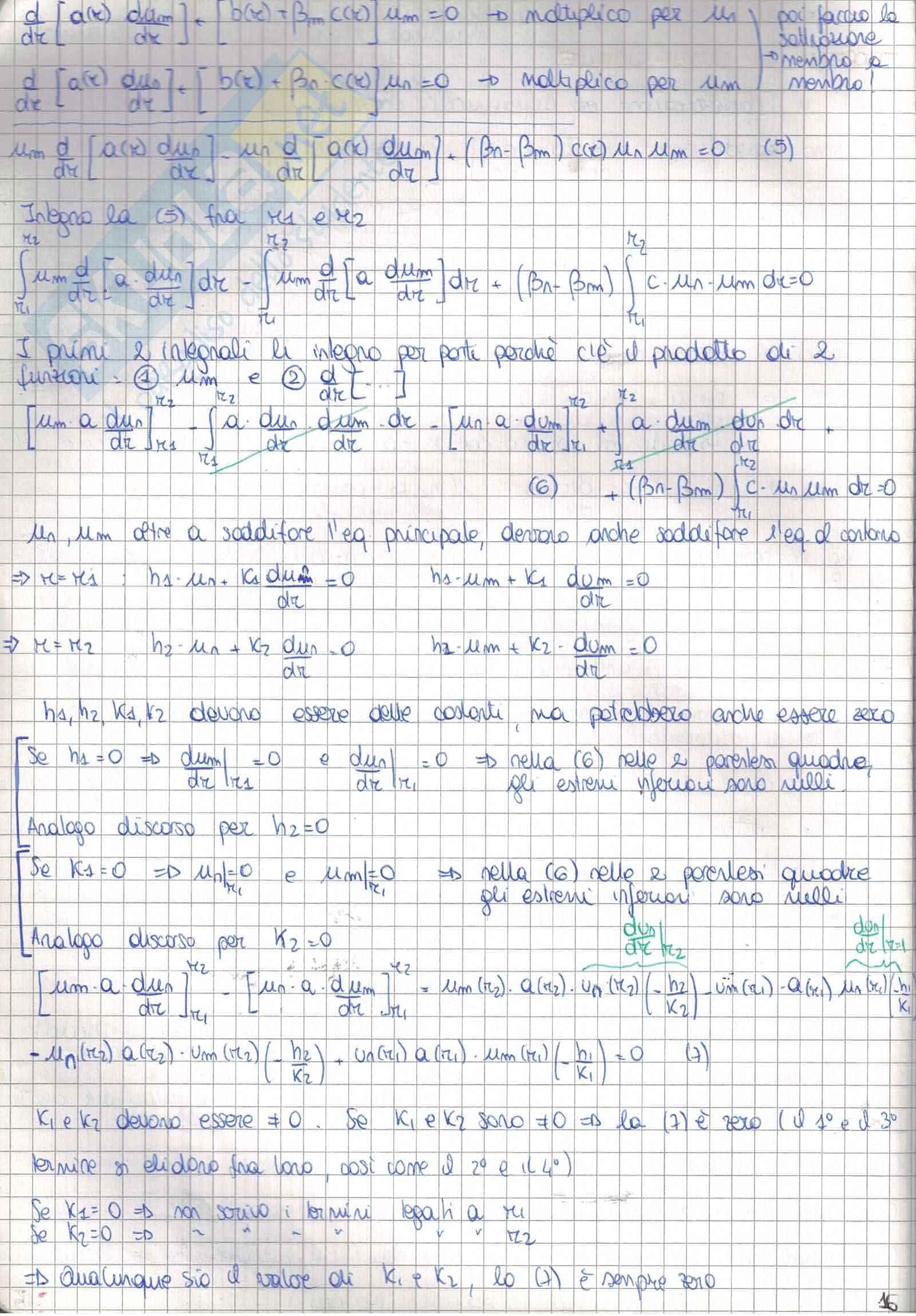 Appunti Trasmissione del calore m Pag. 16