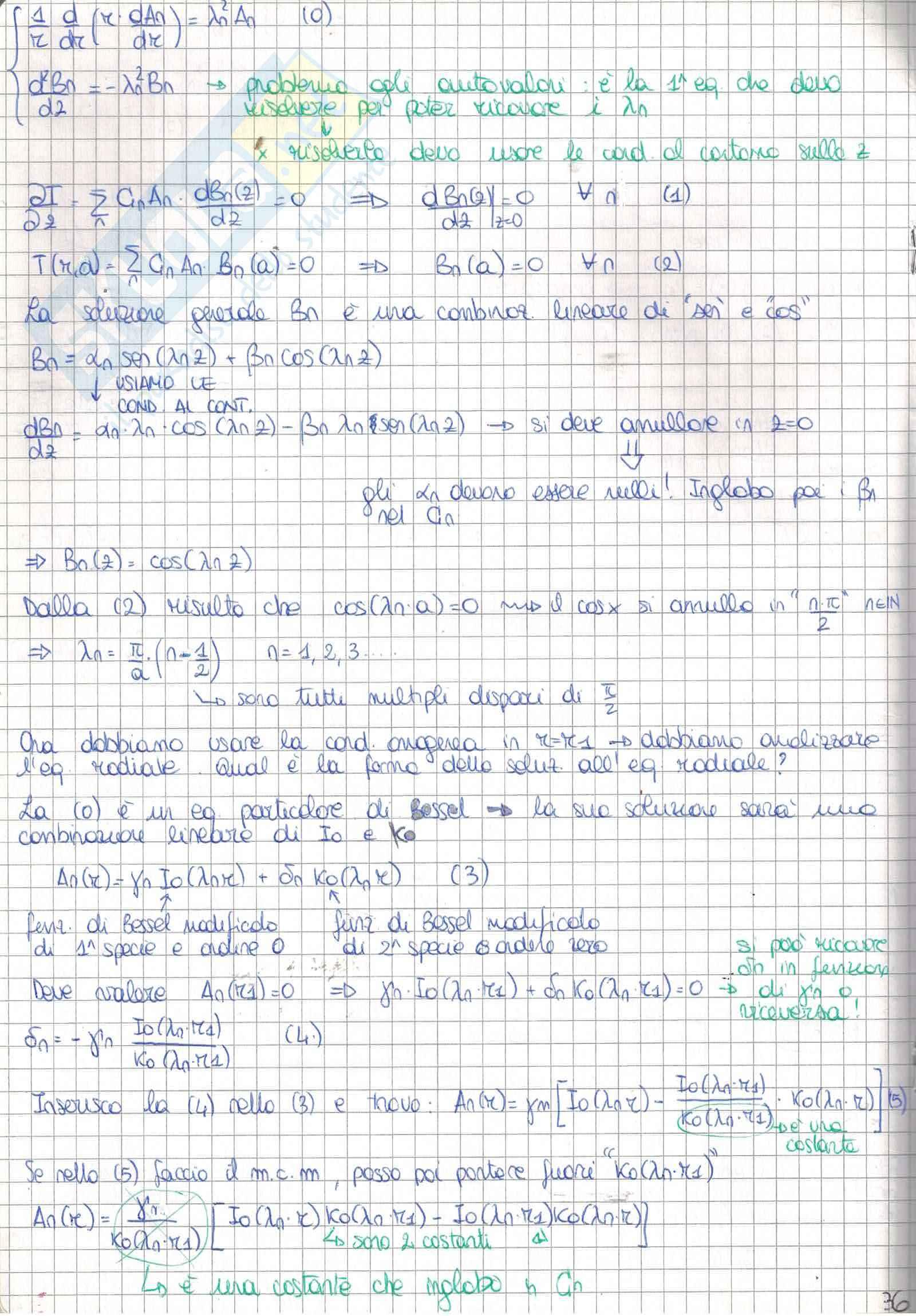 Appunti Trasmissione del calore m Pag. 36