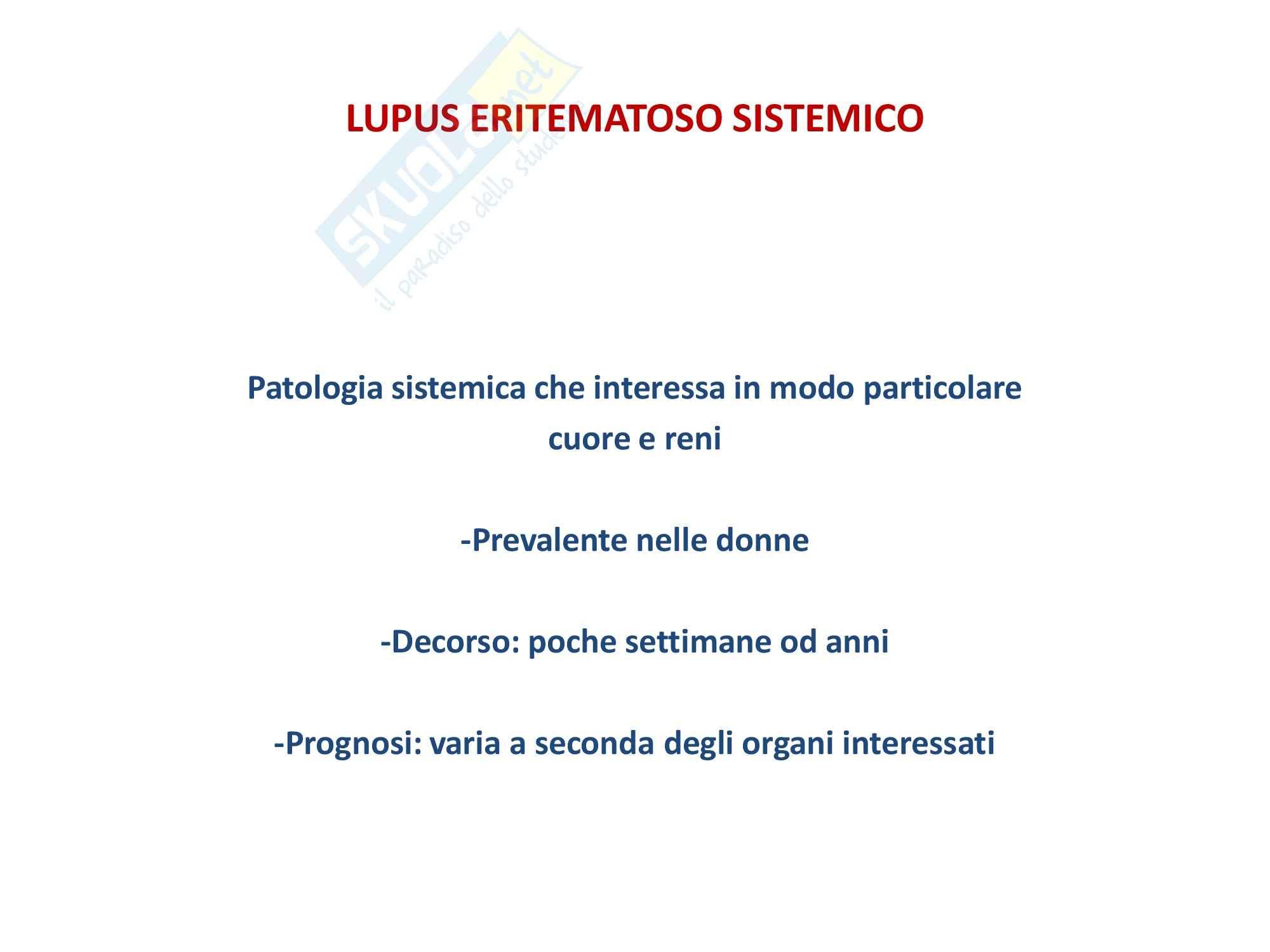 Patologia generale - le patologie del connettivo Pag. 6