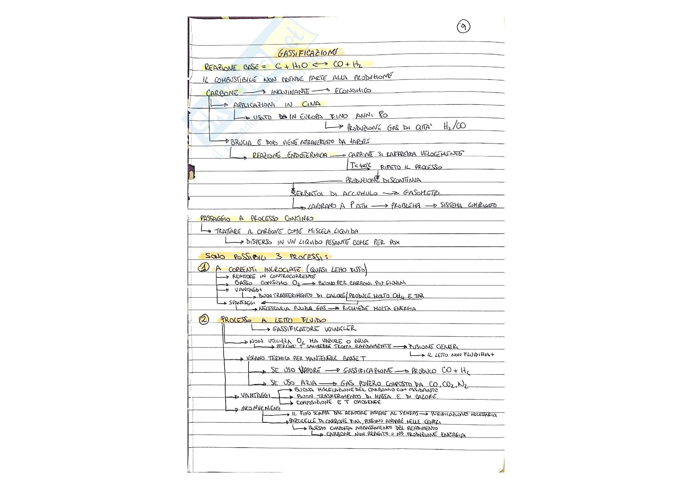 Schemi a cascata su tutto l'esame di PCI Pag. 11