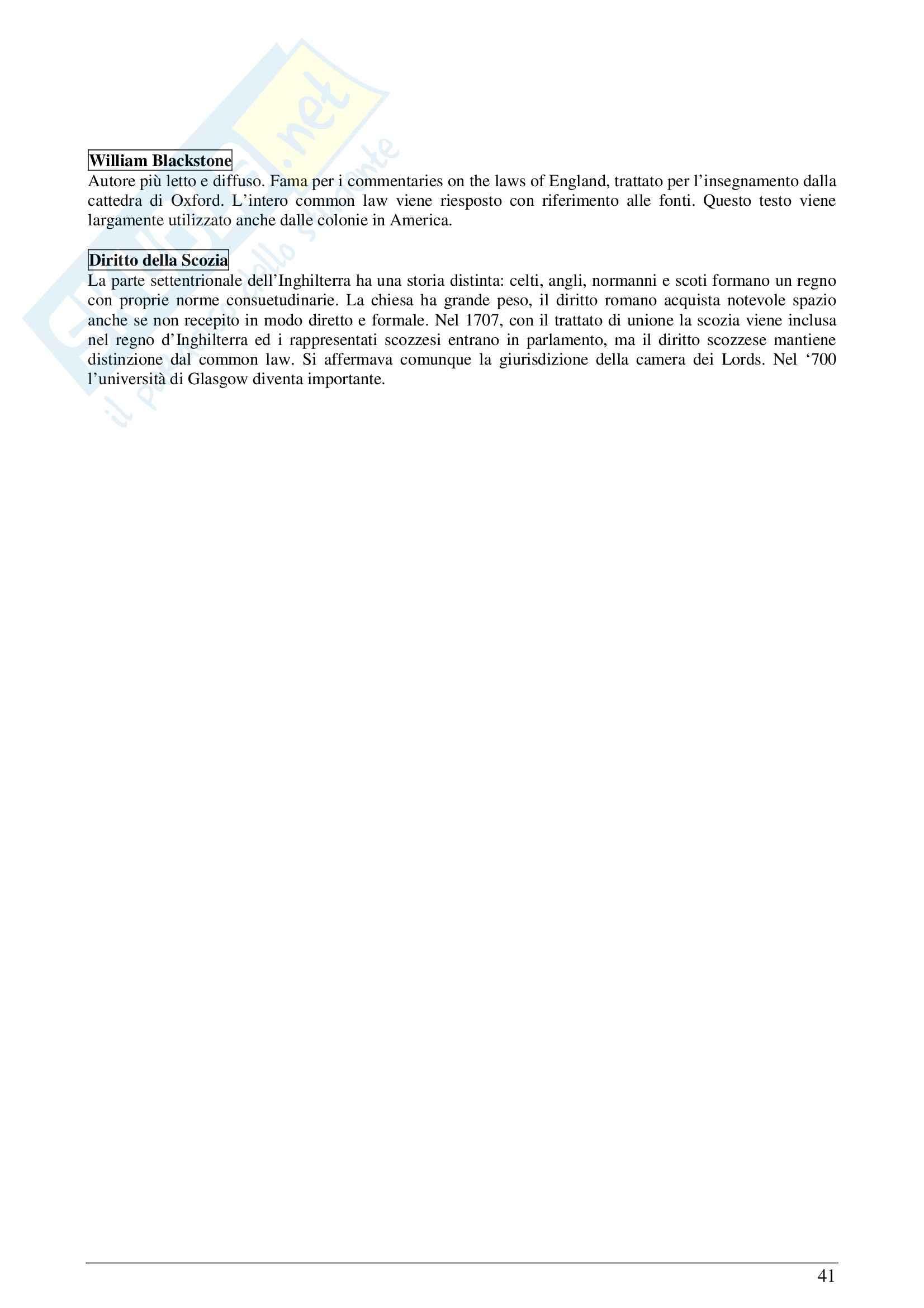 Riassunto esame Storia del diritto moderno e contemporaneo, prof. Padoa, libro consigliato La Storia del diritto in Europa, Padoa Schioppa Pag. 41