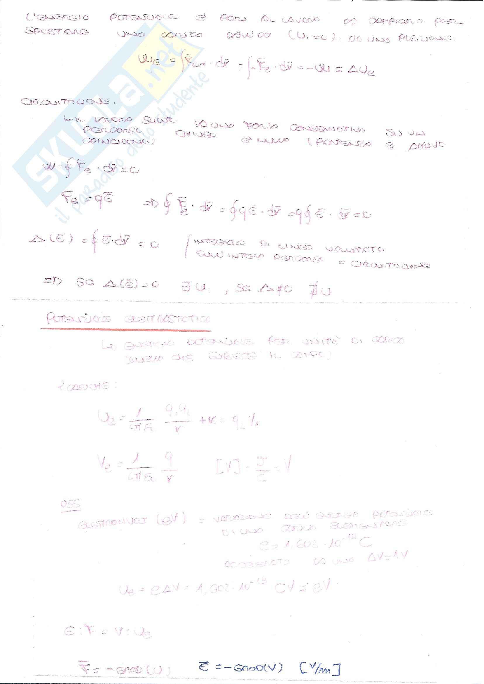 Formulario di Fisica Sperimentale Pag. 6