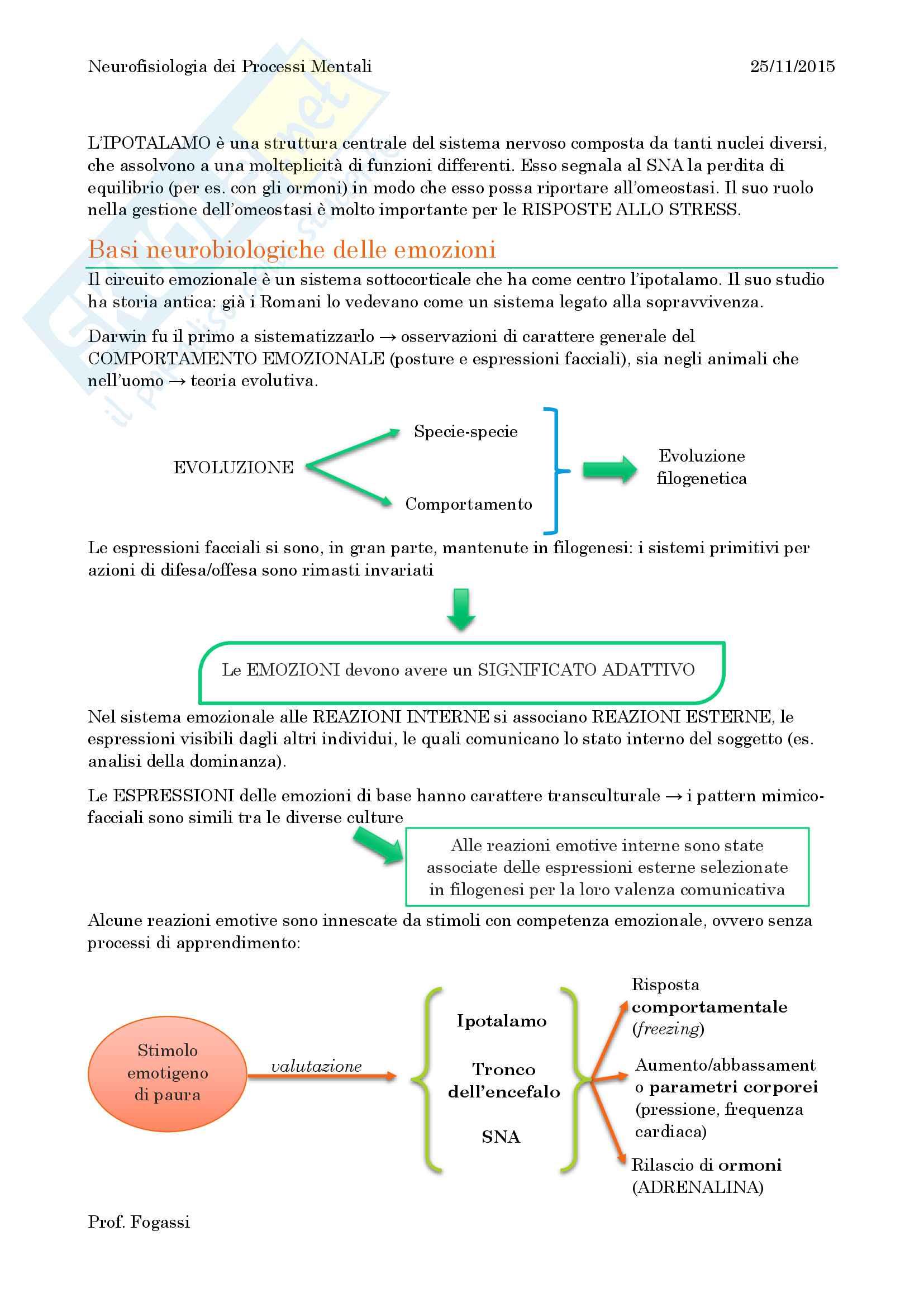 Regolazione delle Emozioni Pag. 2