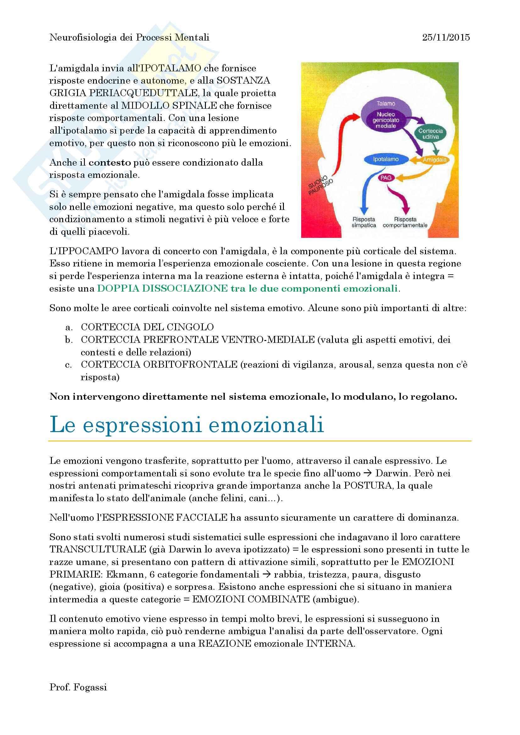 Regolazione delle Emozioni Pag. 6