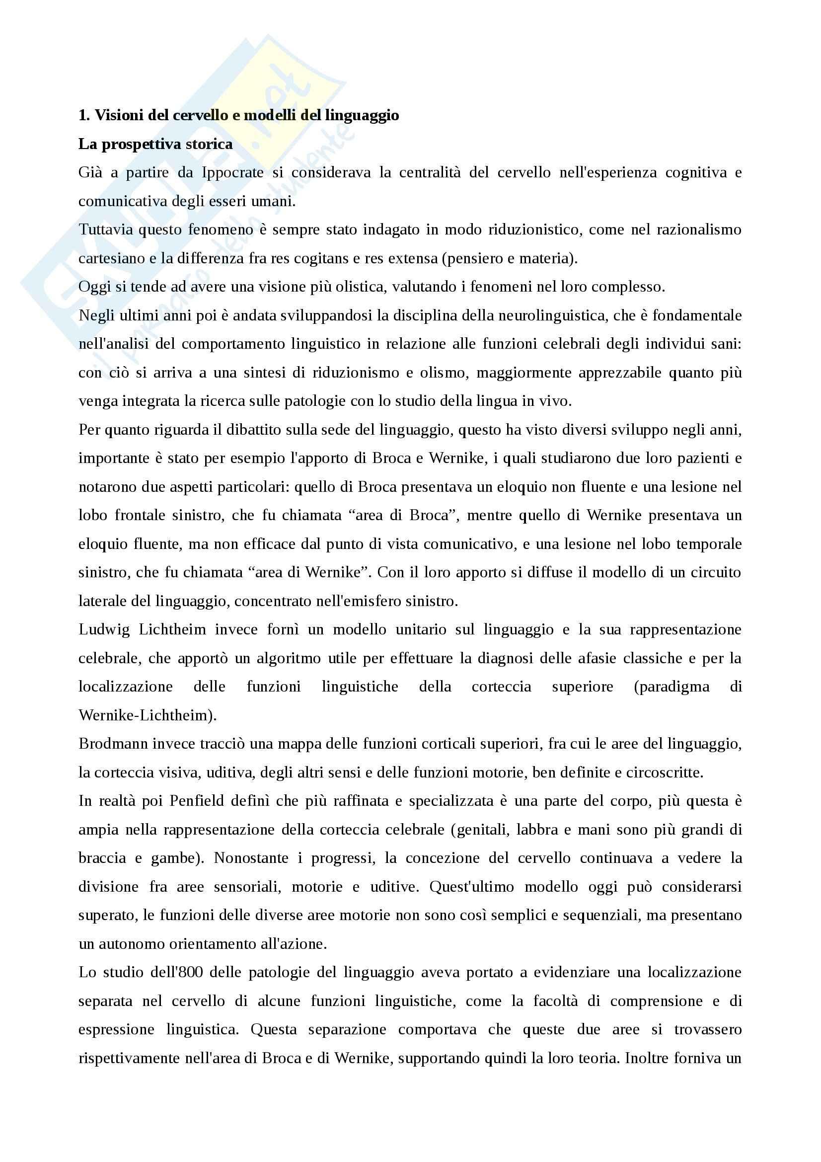 Riassunto esame Teoria e Tecnica della Traduzione, prof. Salmon, libro consigliato Bilinguismo e Traduzione di Salmon e Mariani