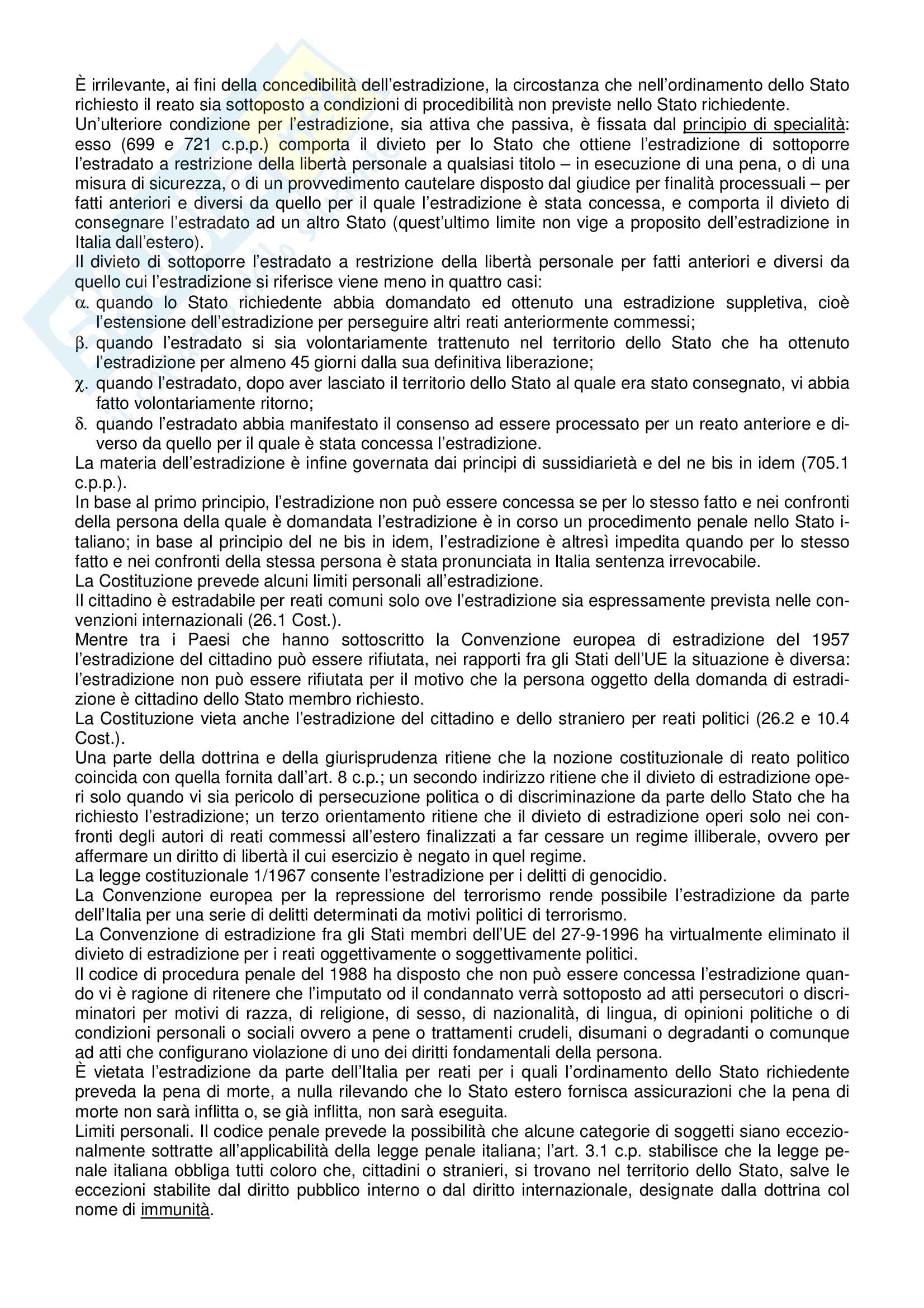 Riassunto esame Diritto Penale, prof. indefinito, libro consigliato Manuale di Diritto Penale, Marinucci, Dolcini Pag. 16