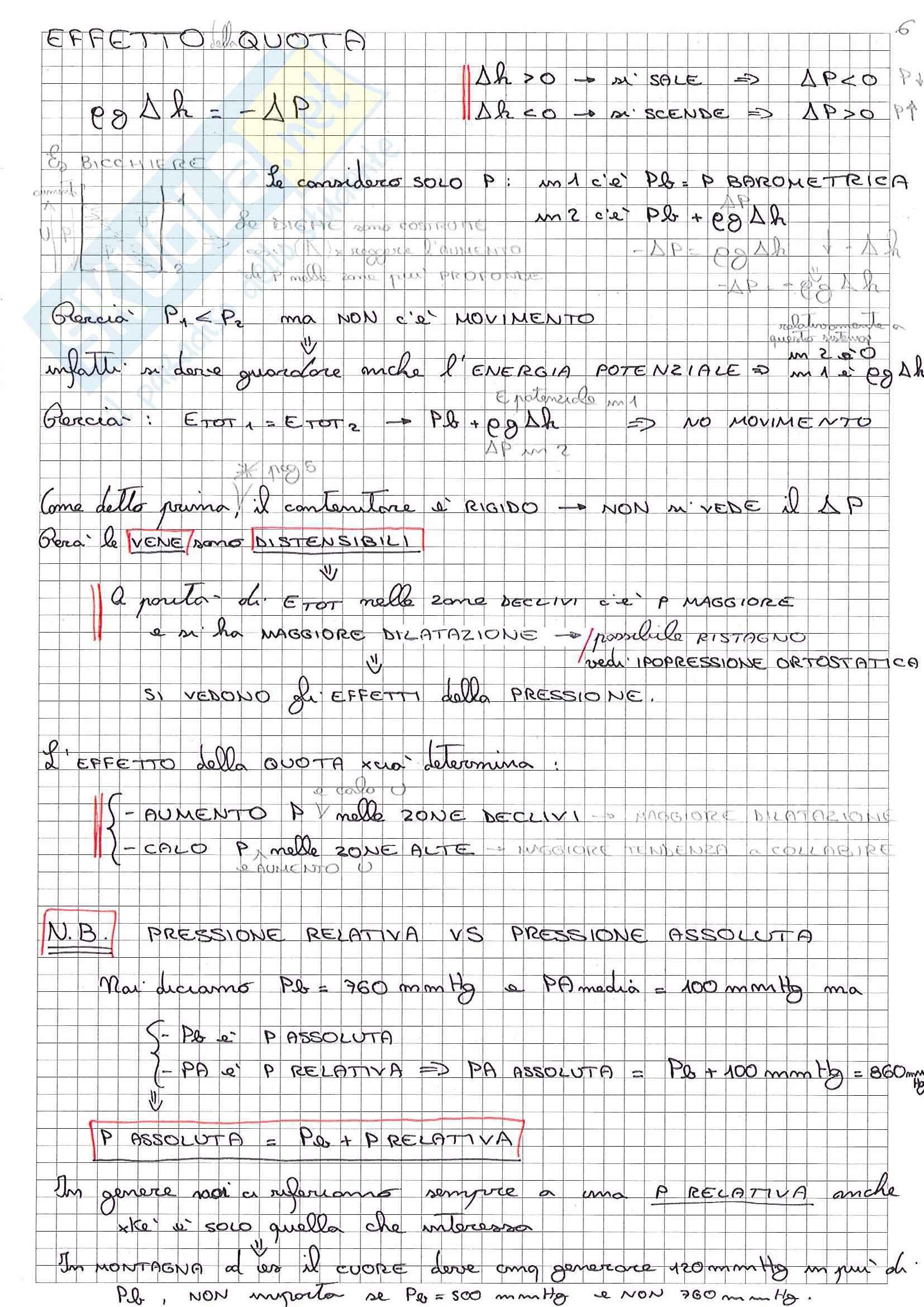 Riassunto esame Fisiologia, prof Minetti, libro consigliato Fisiologia Umana, Baldissera (parte 1) Pag. 11