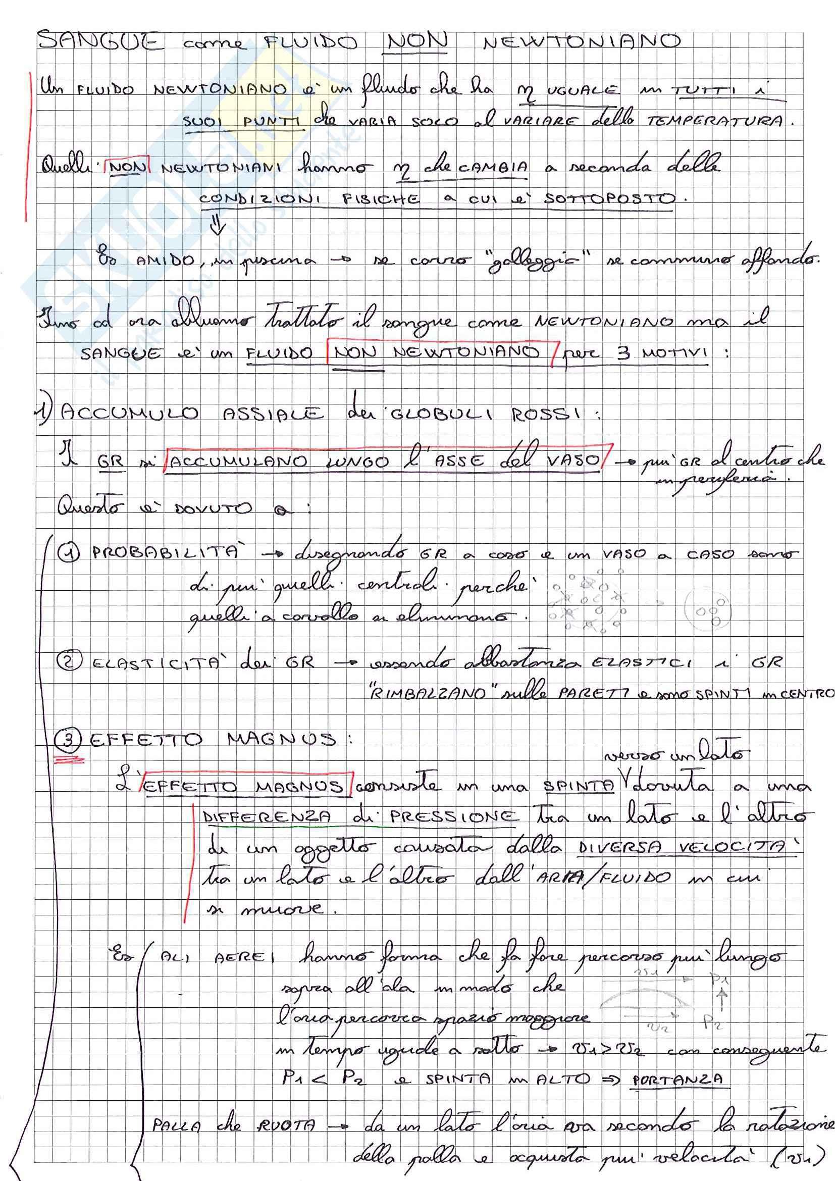 Riassunto esame Fisiologia, prof Minetti, libro consigliato Fisiologia Umana, Baldissera (parte 1) Pag. 26