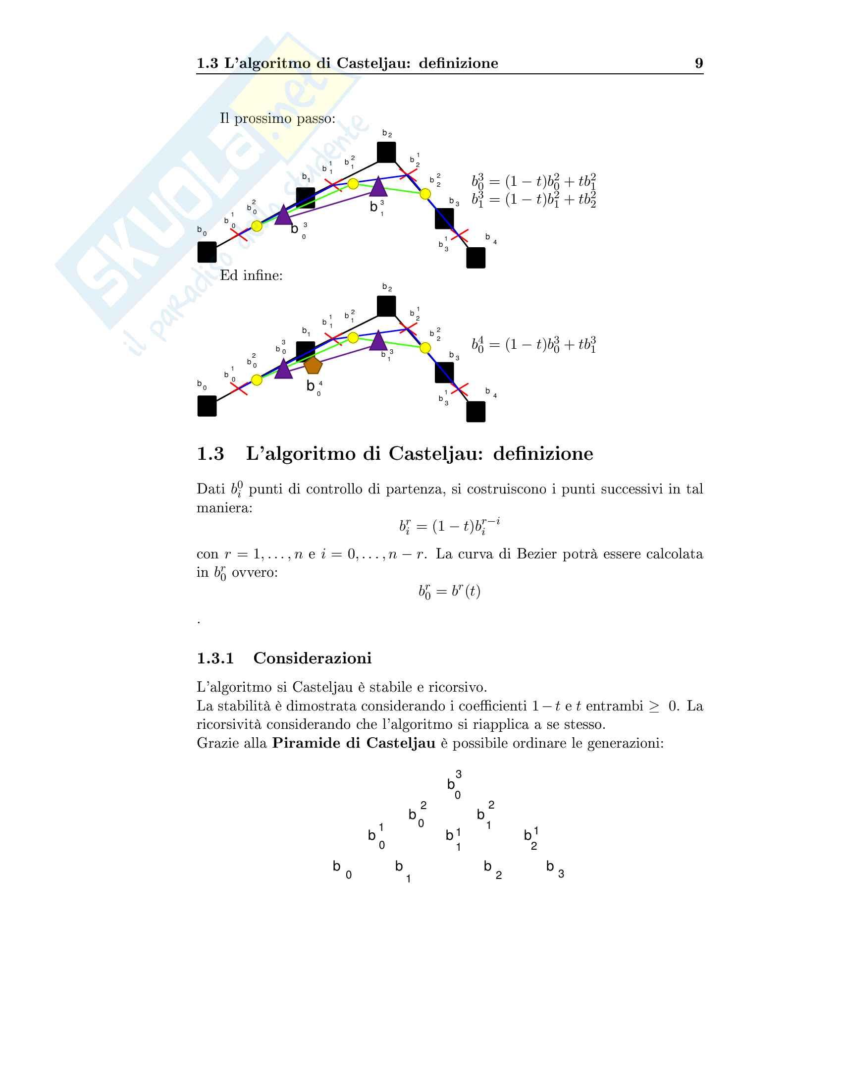 Appunti di Grafica Computazionale Avanzata Pag. 11