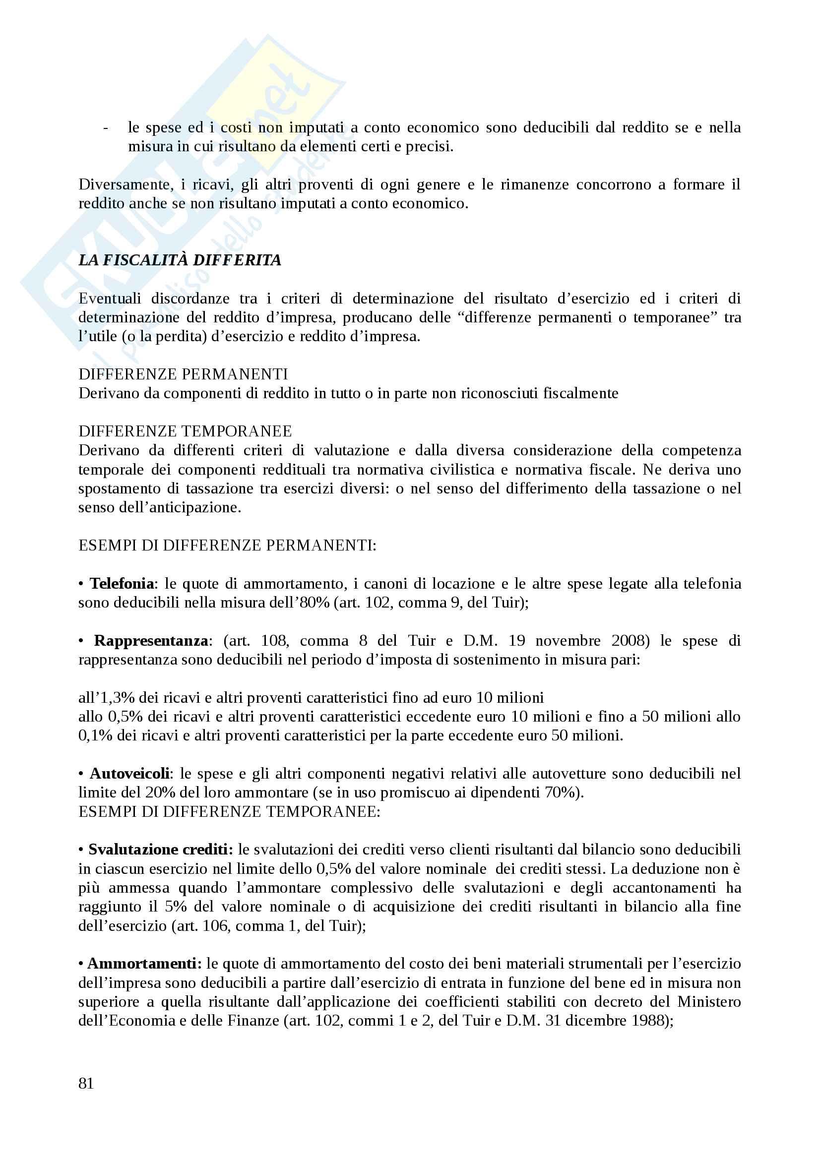Diritto tributario Pag. 81
