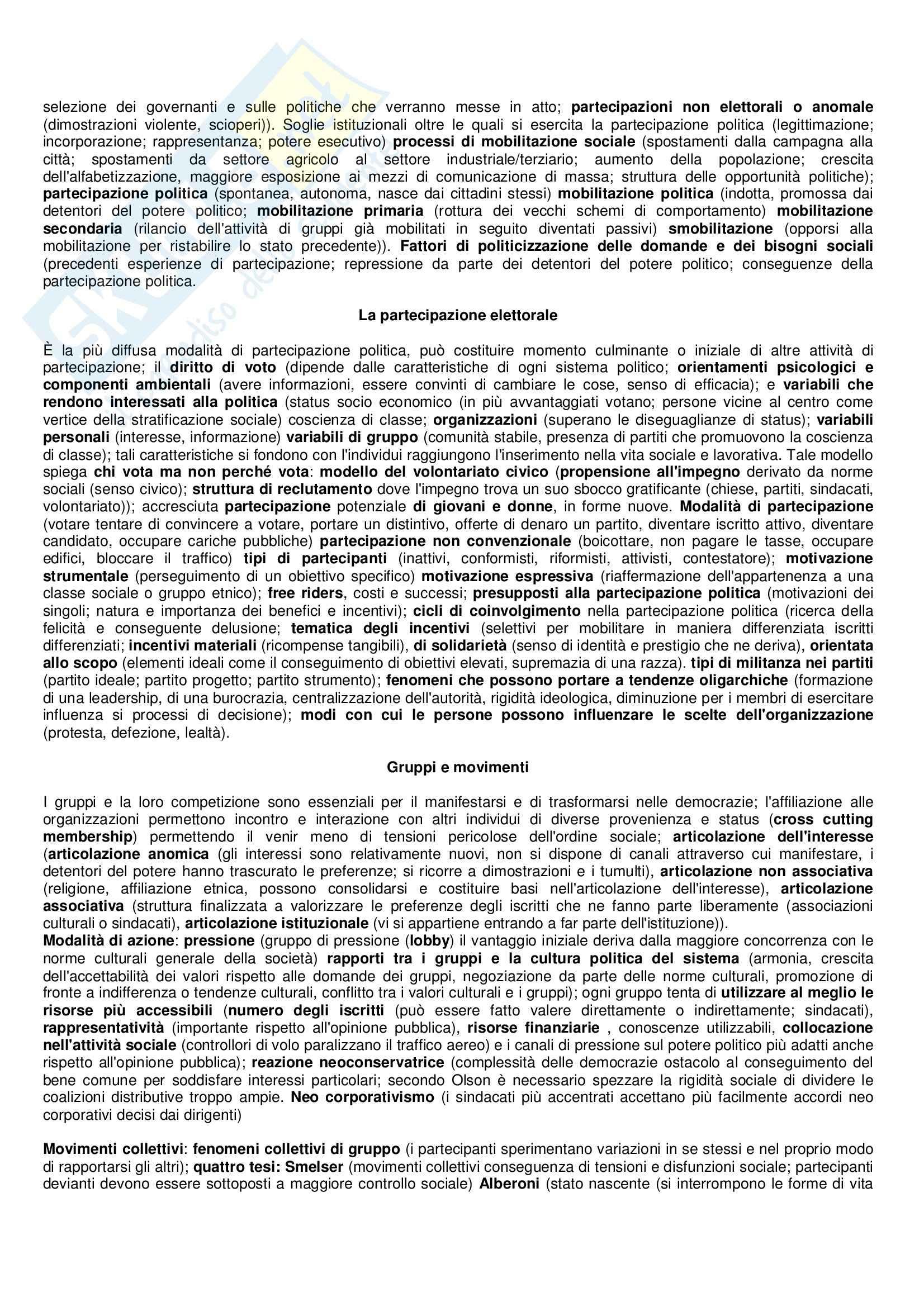Politica economica internazionale - Appunti Pag. 2