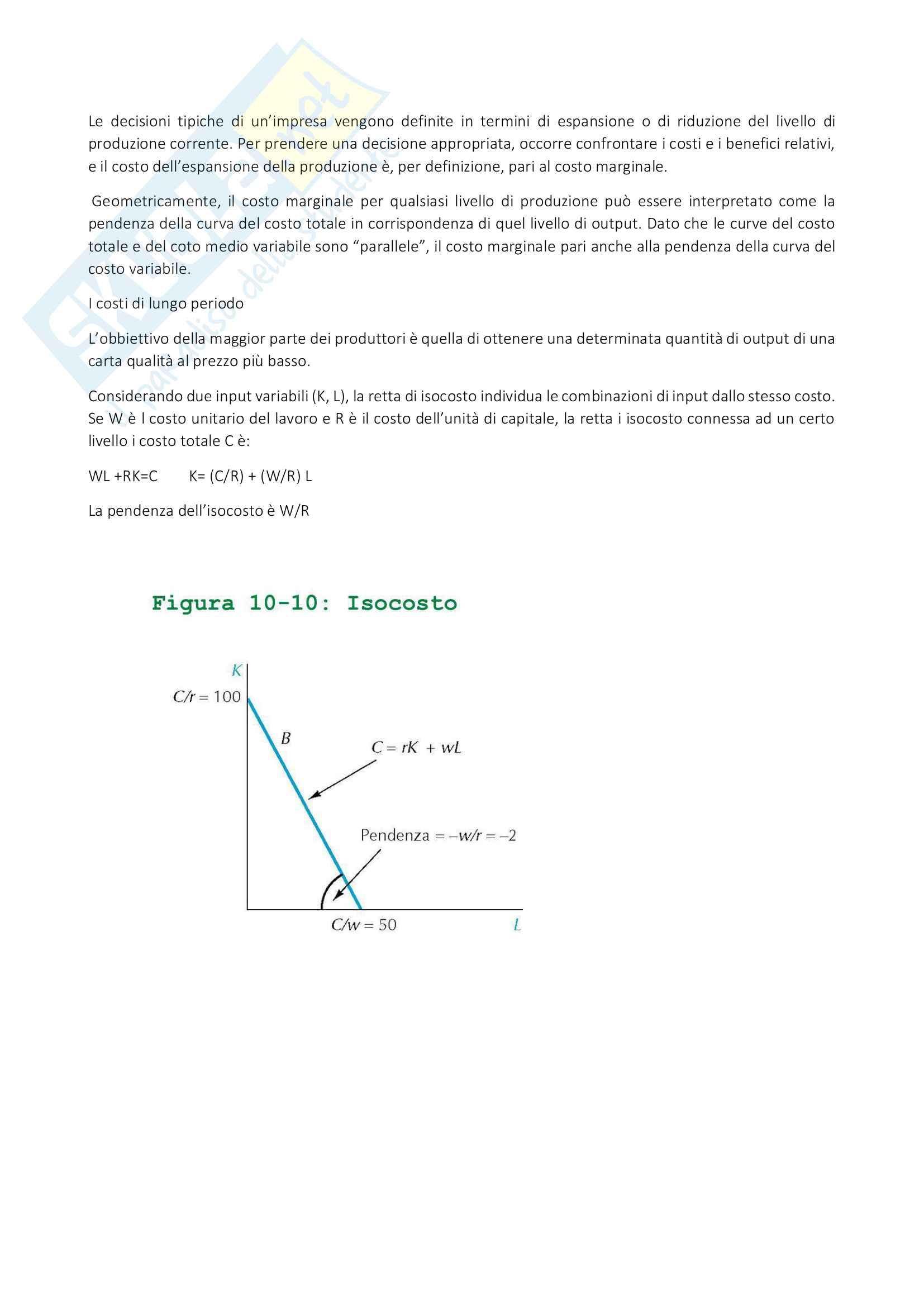 Appunti di microeconomia Pag. 16