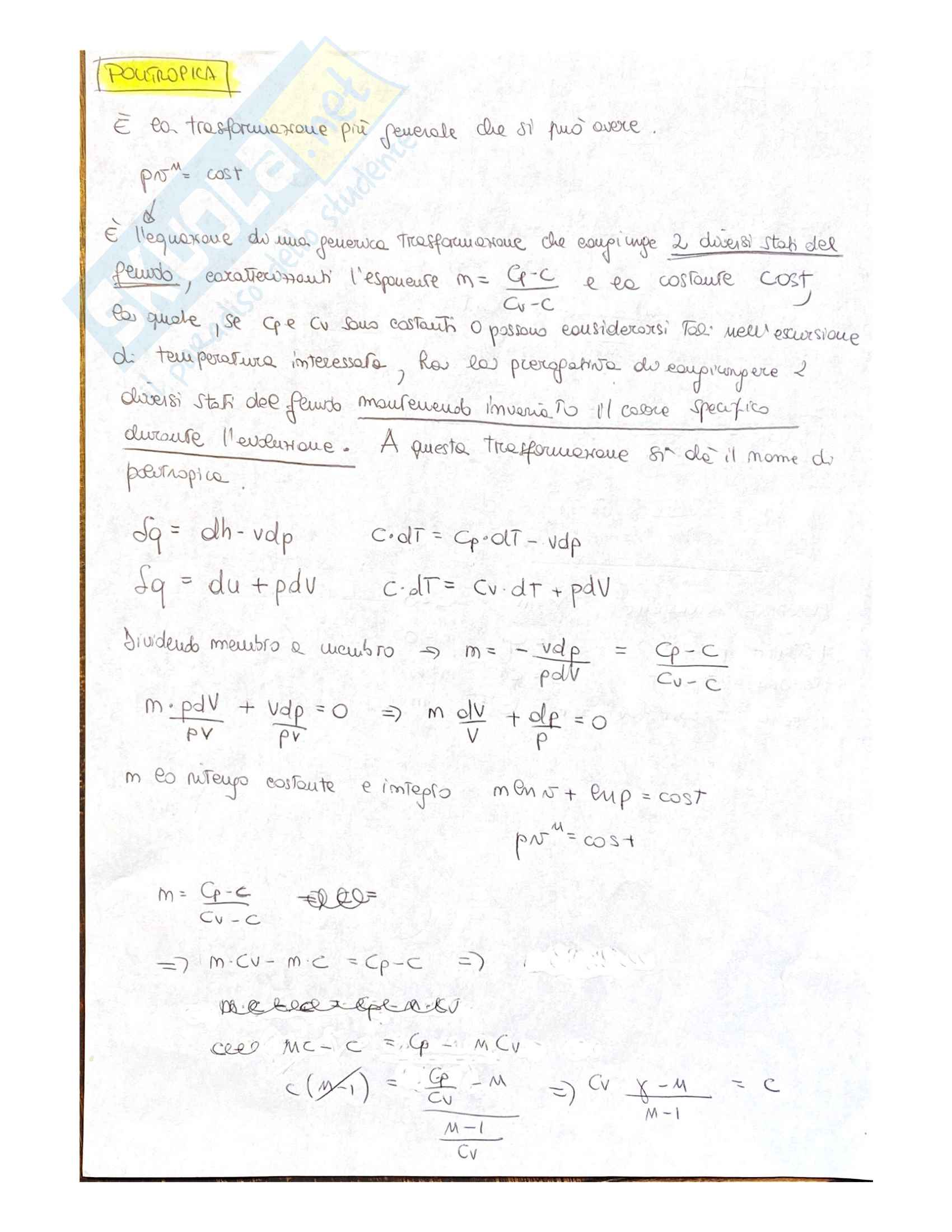 Domande svolte di teoria + esercizi svolti + temi d'esame svolti