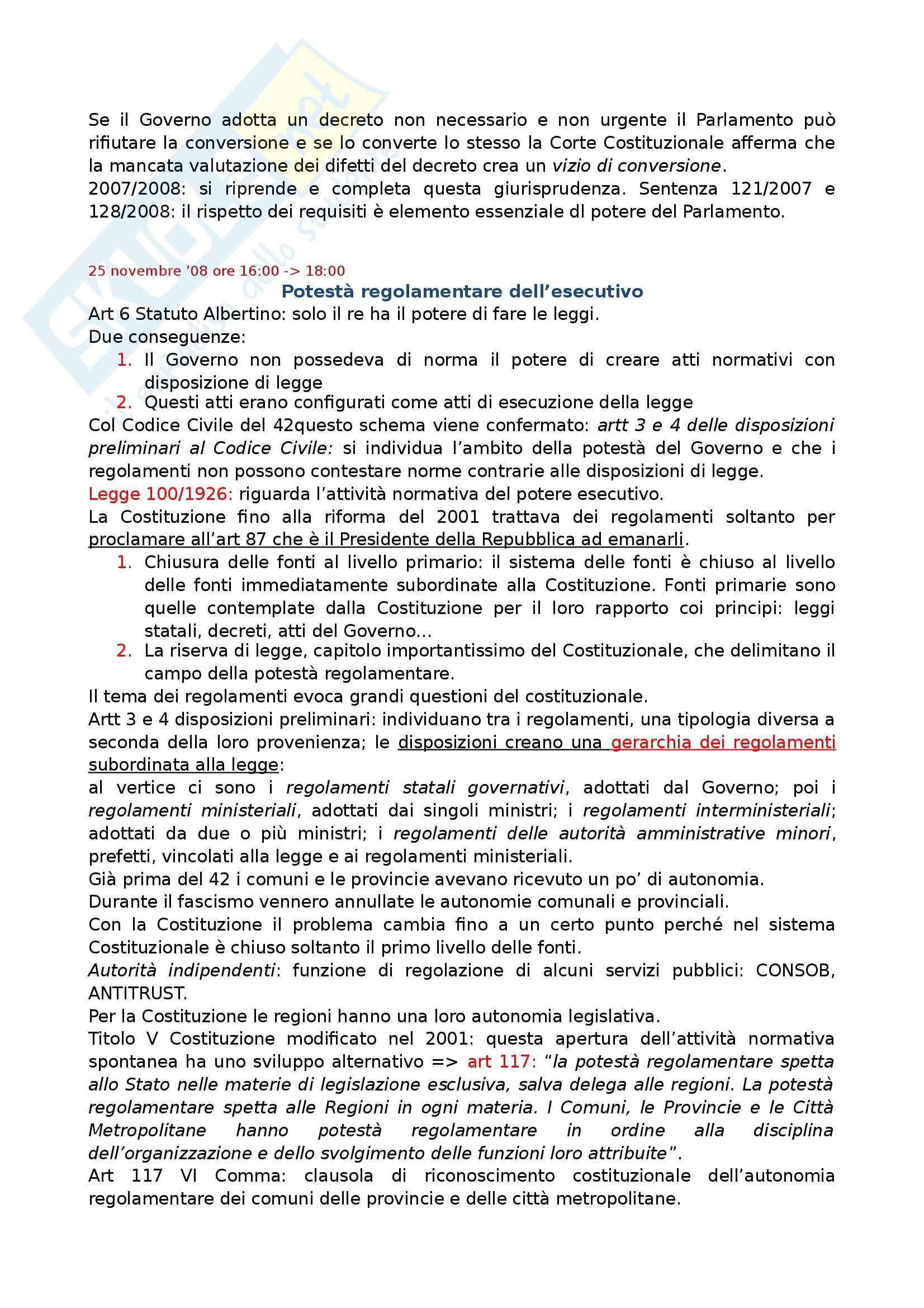 Diritto costituzionale 1 Pag. 26