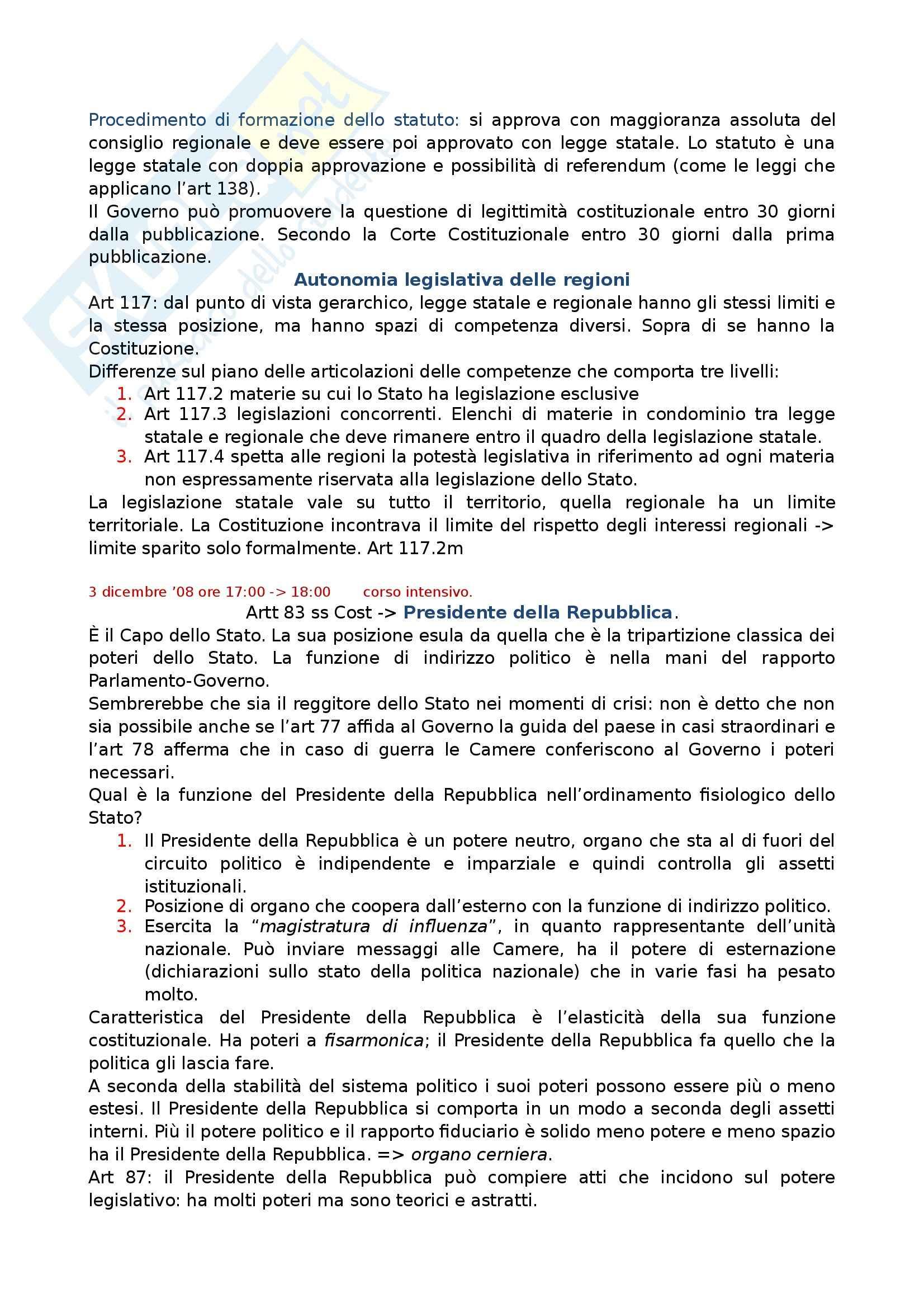 Diritto costituzionale 1 Pag. 31