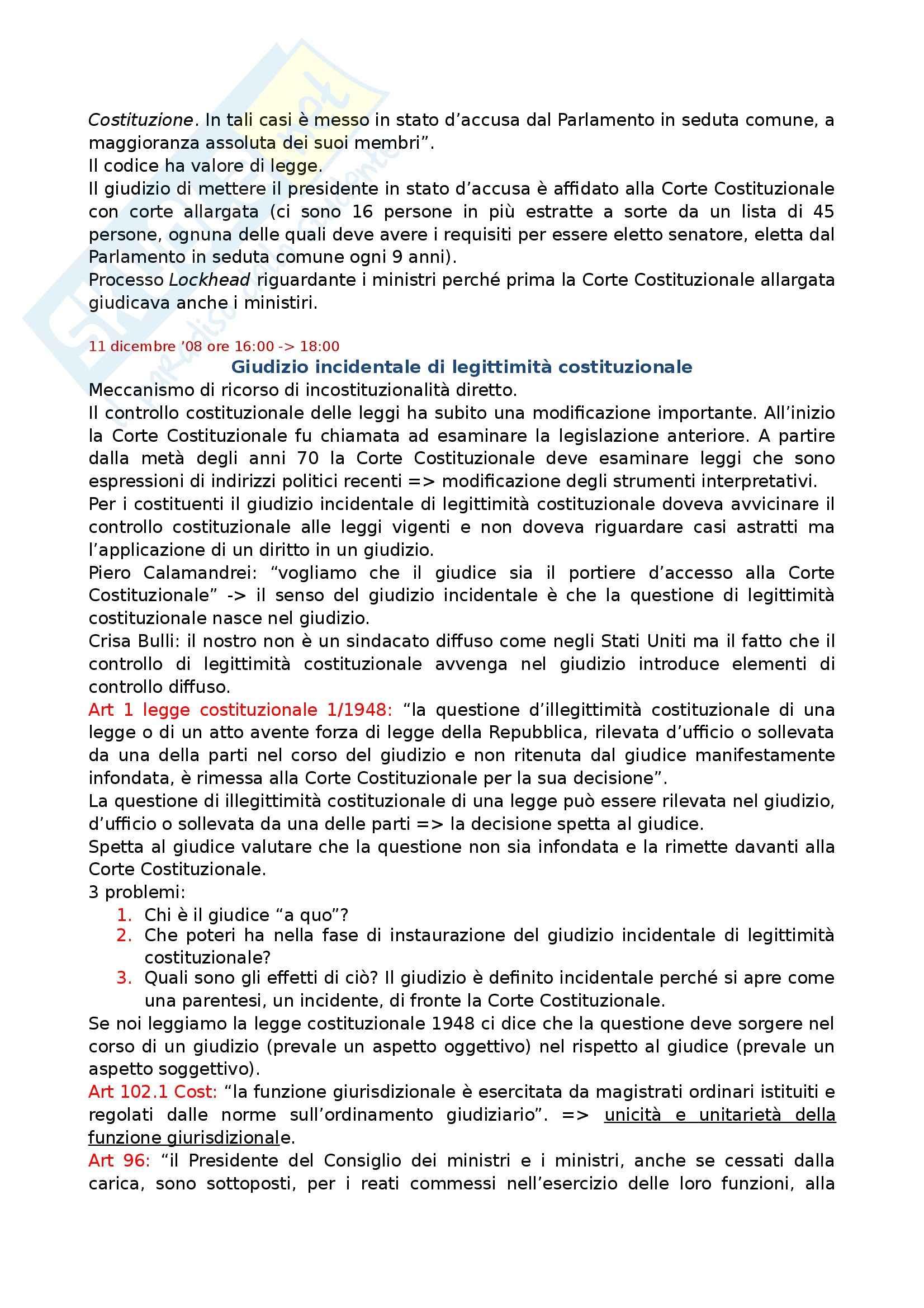 Diritto costituzionale 1 Pag. 36