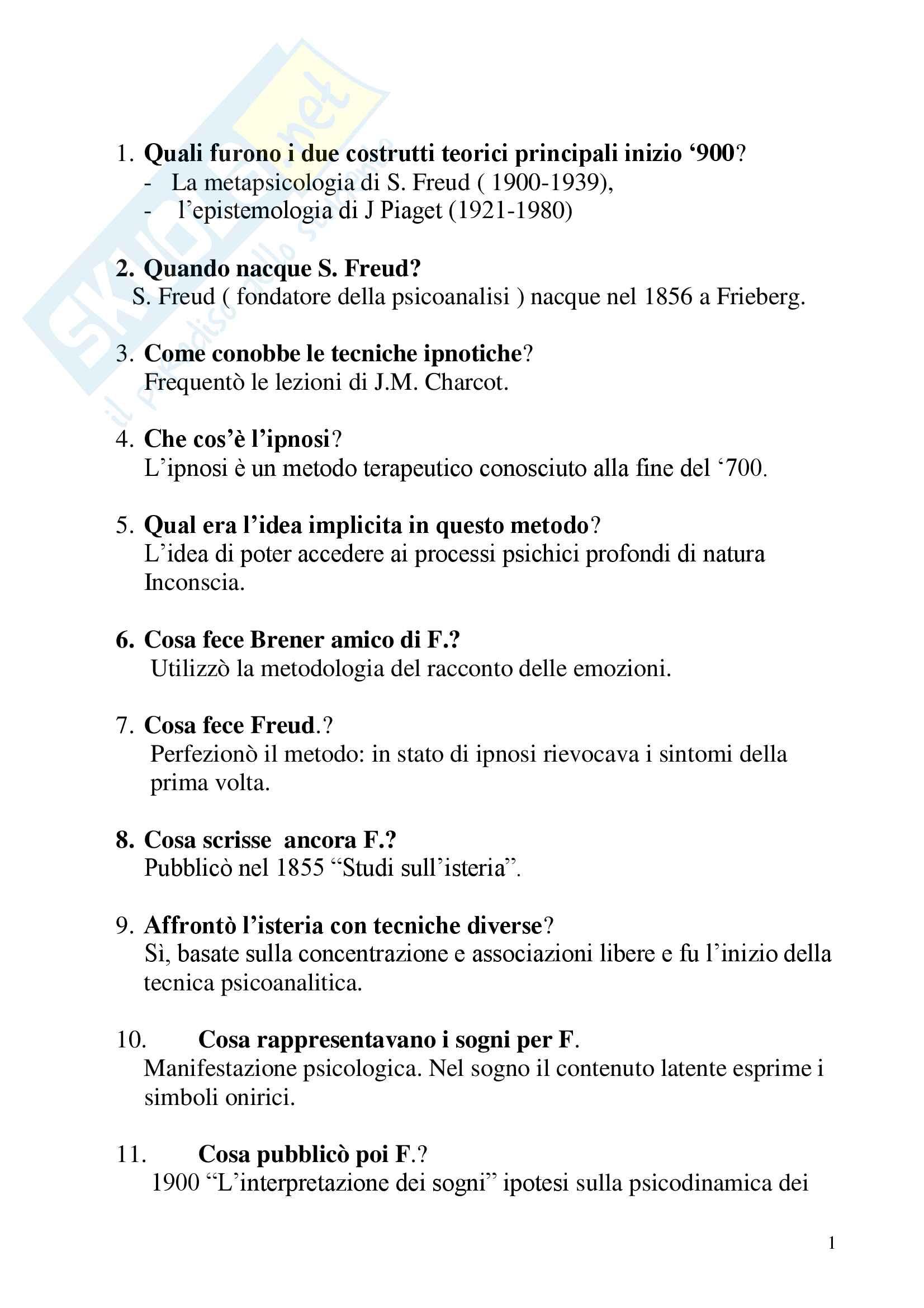 esercitazione F. Bocci Storia della pedagogia