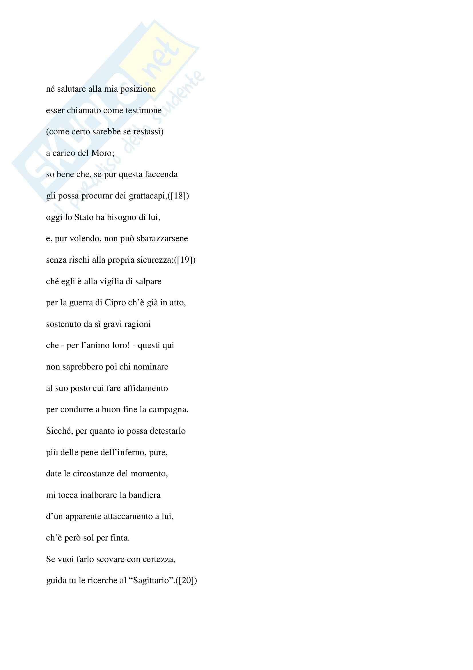 Otello, Shakespeare - Testo completo Pag. 16