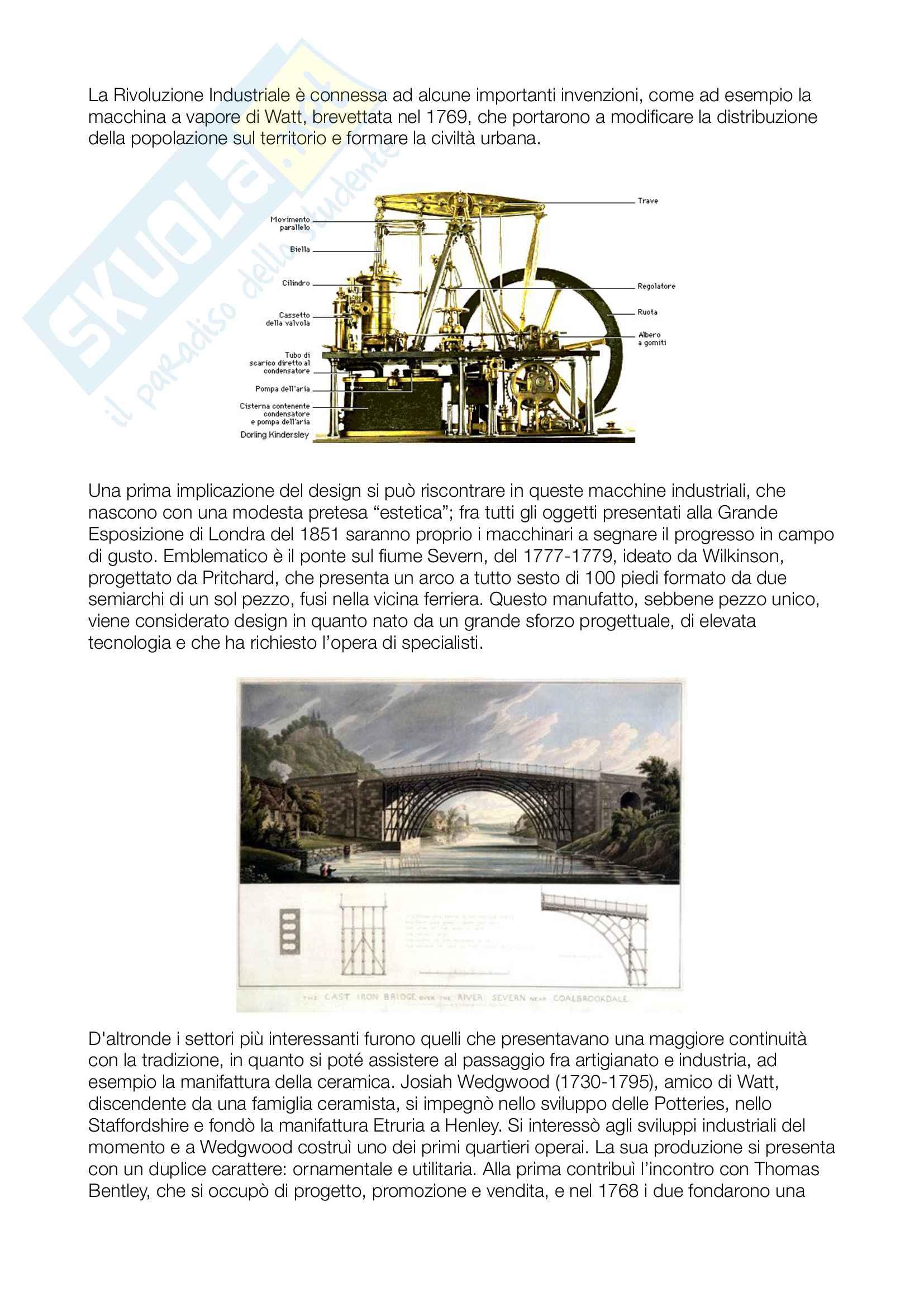 Storia del design grafico e del design industriale Pag. 2